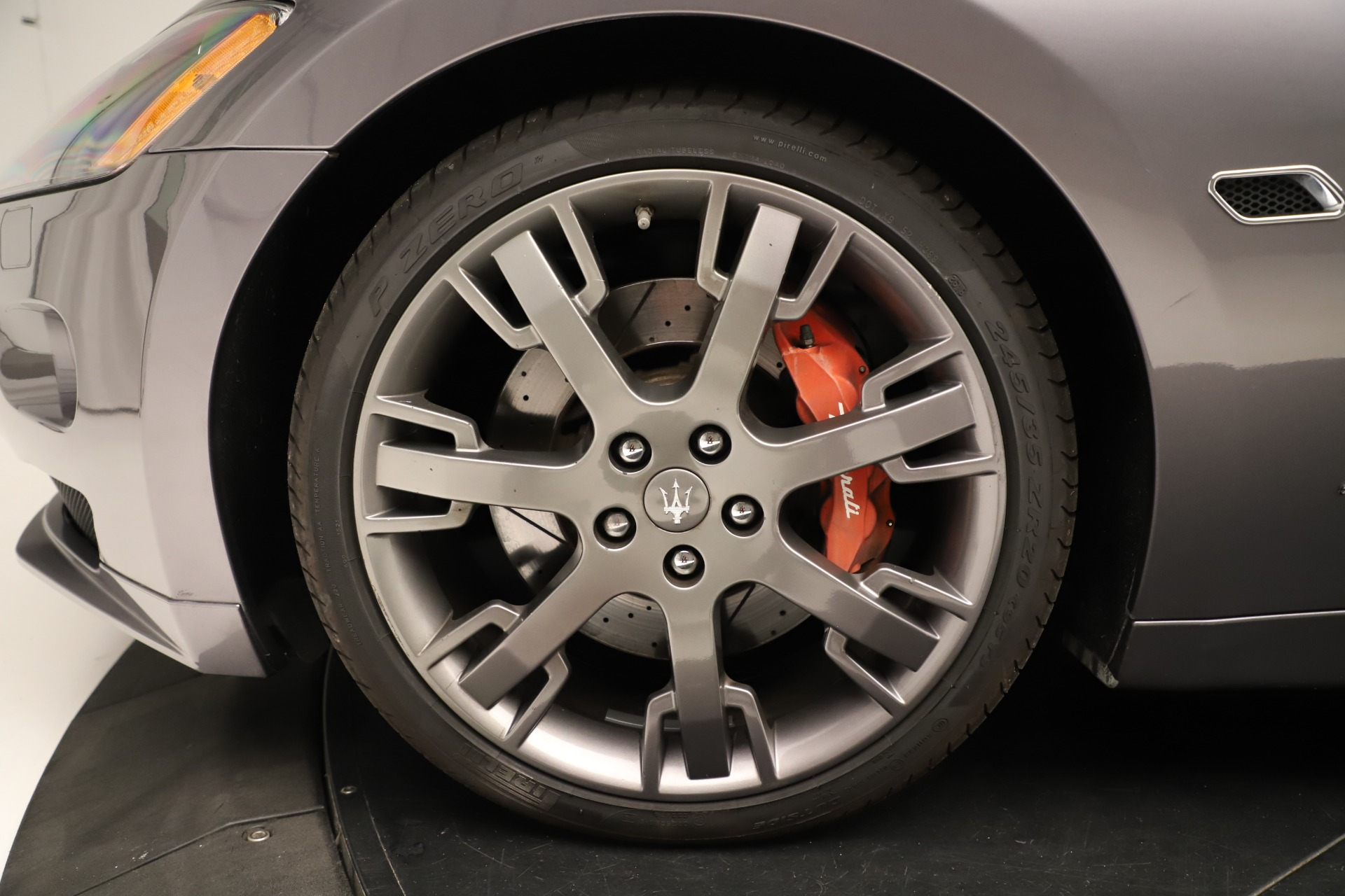 Used 2012 Maserati GranTurismo Sport For Sale In Greenwich, CT 3348_p33