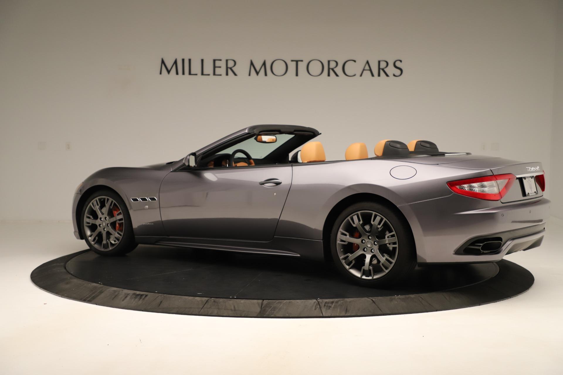Used 2012 Maserati GranTurismo Sport For Sale In Greenwich, CT 3348_p4
