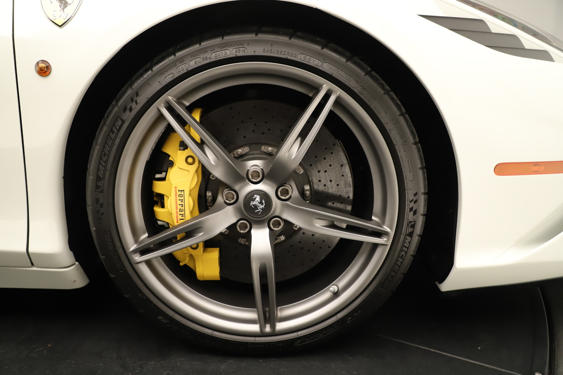 Used 2014 Ferrari 458 Speciale  For Sale In Greenwich, CT 3349_p13
