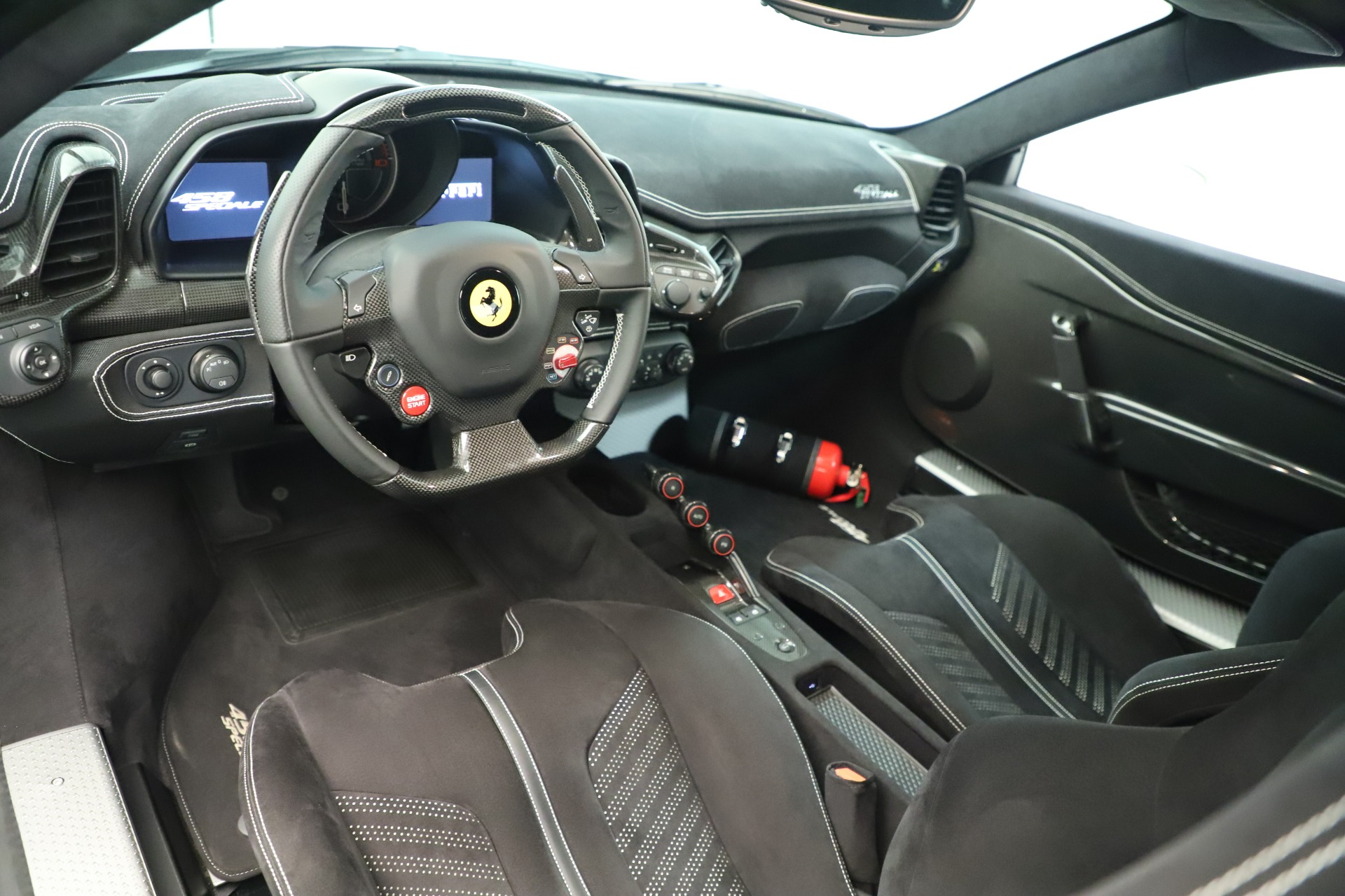 Used 2014 Ferrari 458 Speciale  For Sale In Greenwich, CT 3349_p14