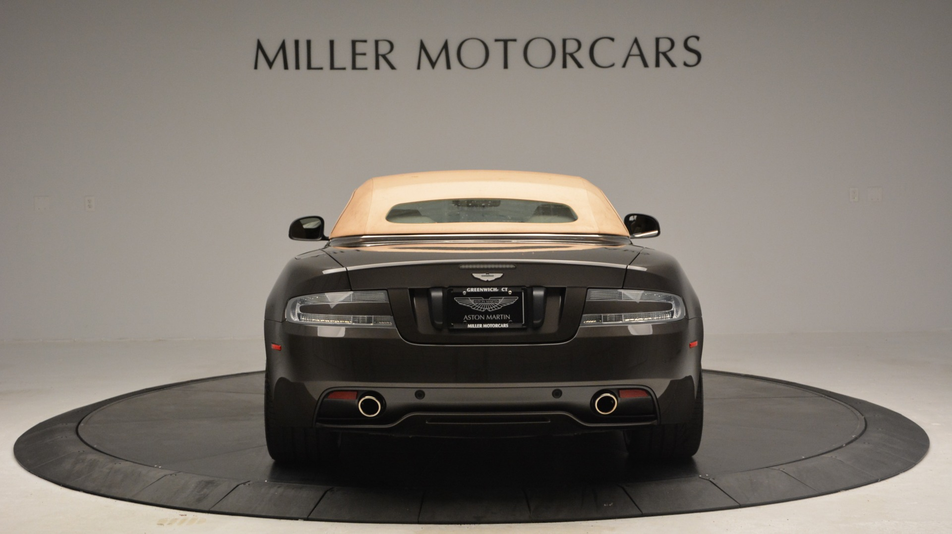 Used 2012 Aston Martin Virage Convertible For Sale In Greenwich, CT 3351_p17