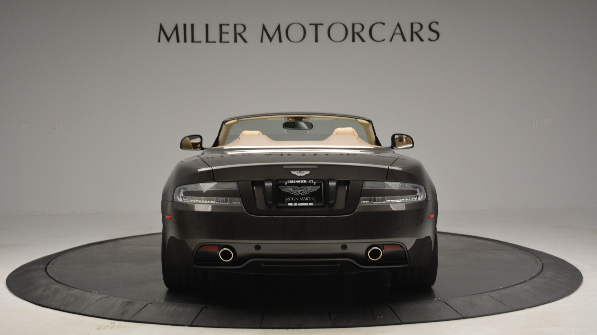 Used 2012 Aston Martin Virage Convertible For Sale In Greenwich, CT 3351_p6
