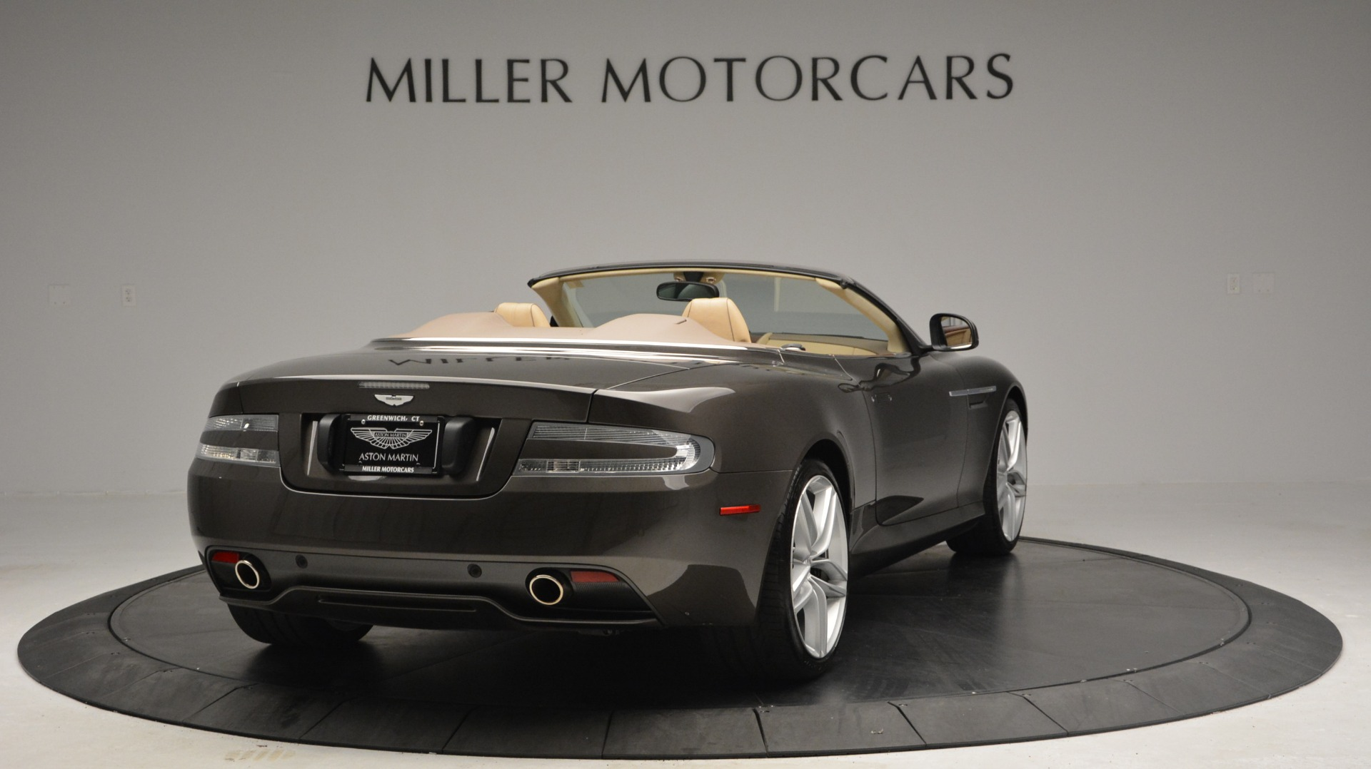 Used 2012 Aston Martin Virage Convertible For Sale In Greenwich, CT 3351_p7