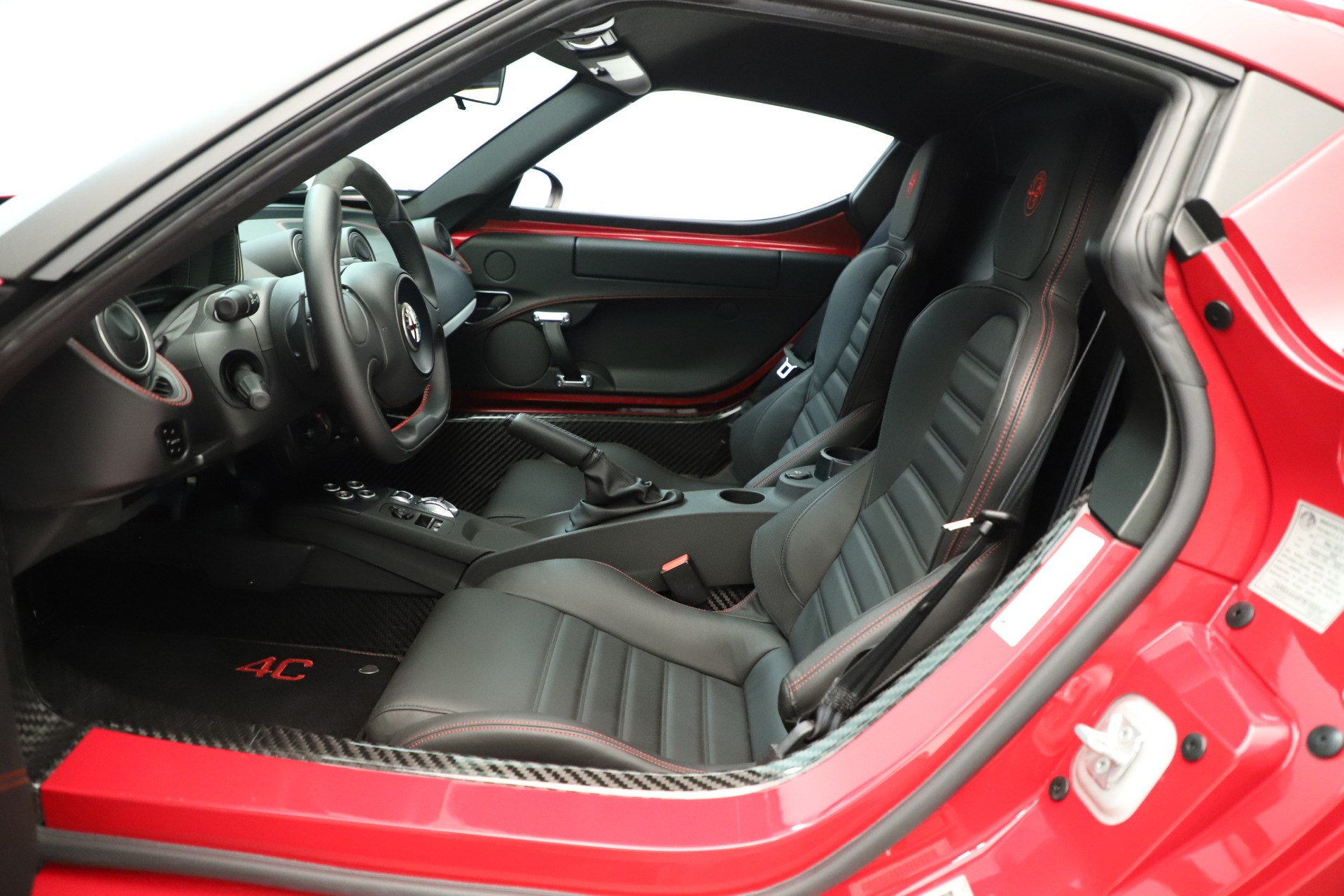 Used 2015 Alfa Romeo 4C  For Sale In Greenwich, CT 3352_p15
