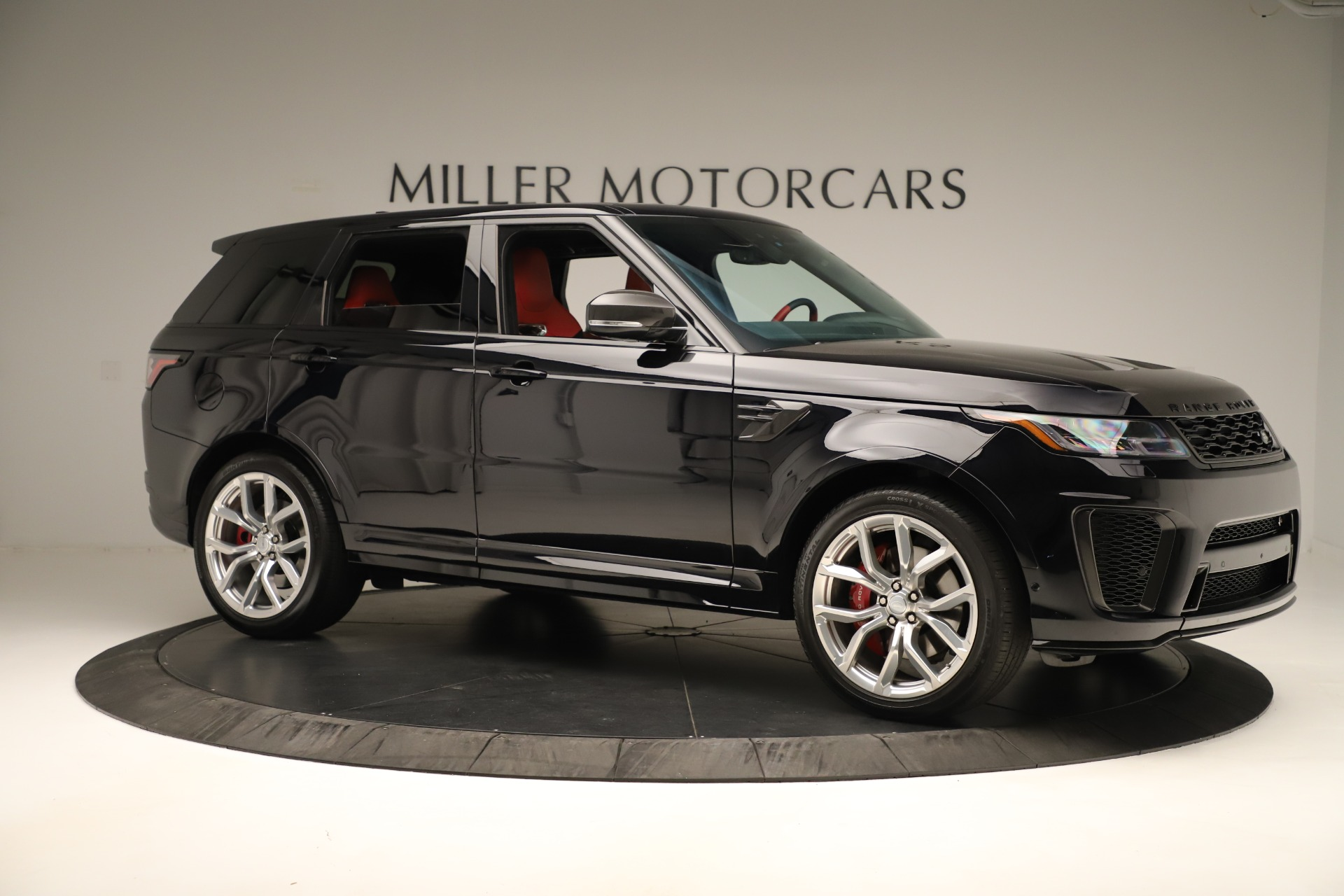 Used 2019 Land Rover Range Rover Sport SVR For Sale In Greenwich, CT 3353_p10