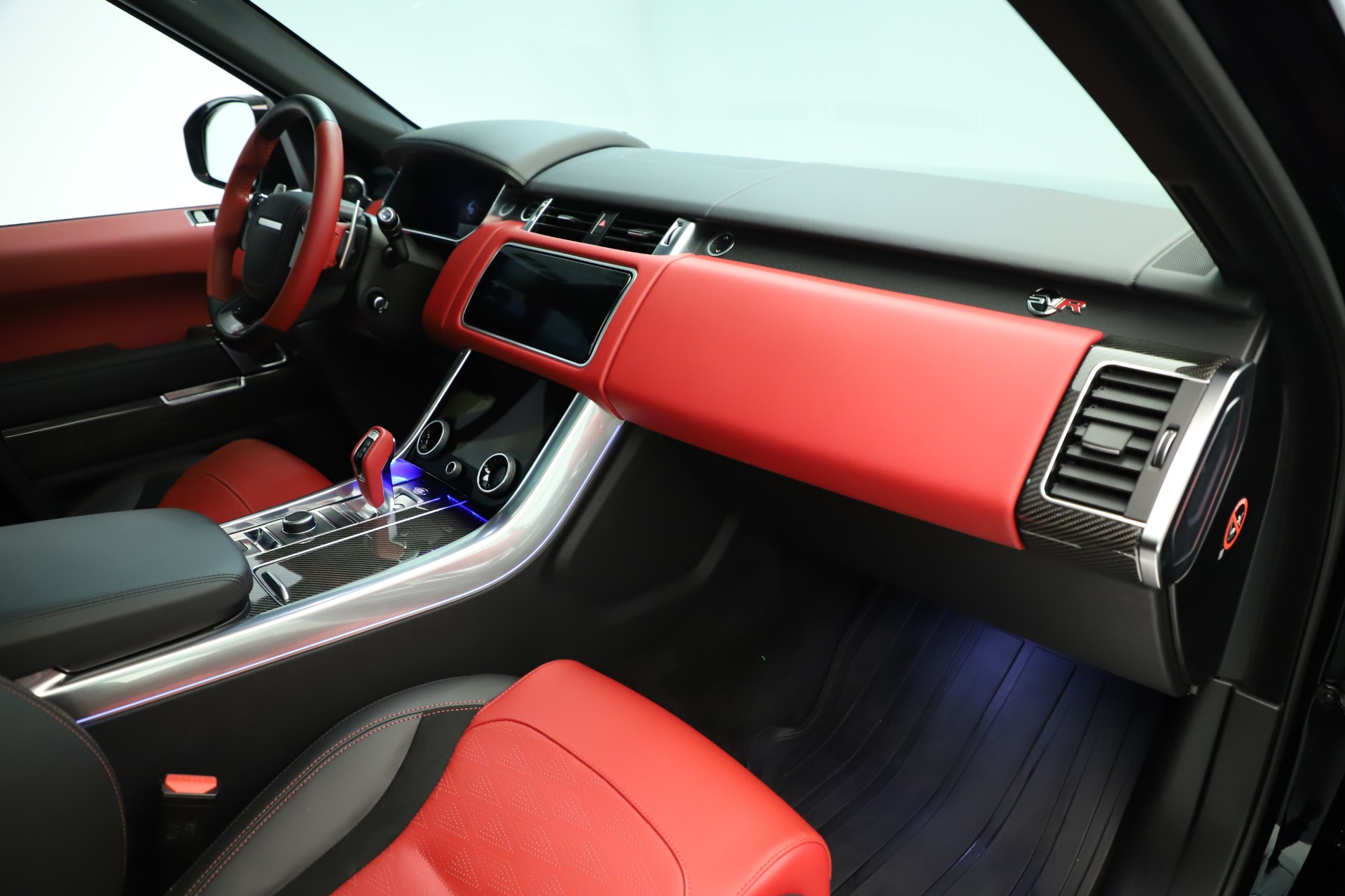 Used 2019 Land Rover Range Rover Sport SVR For Sale In Greenwich, CT 3353_p18