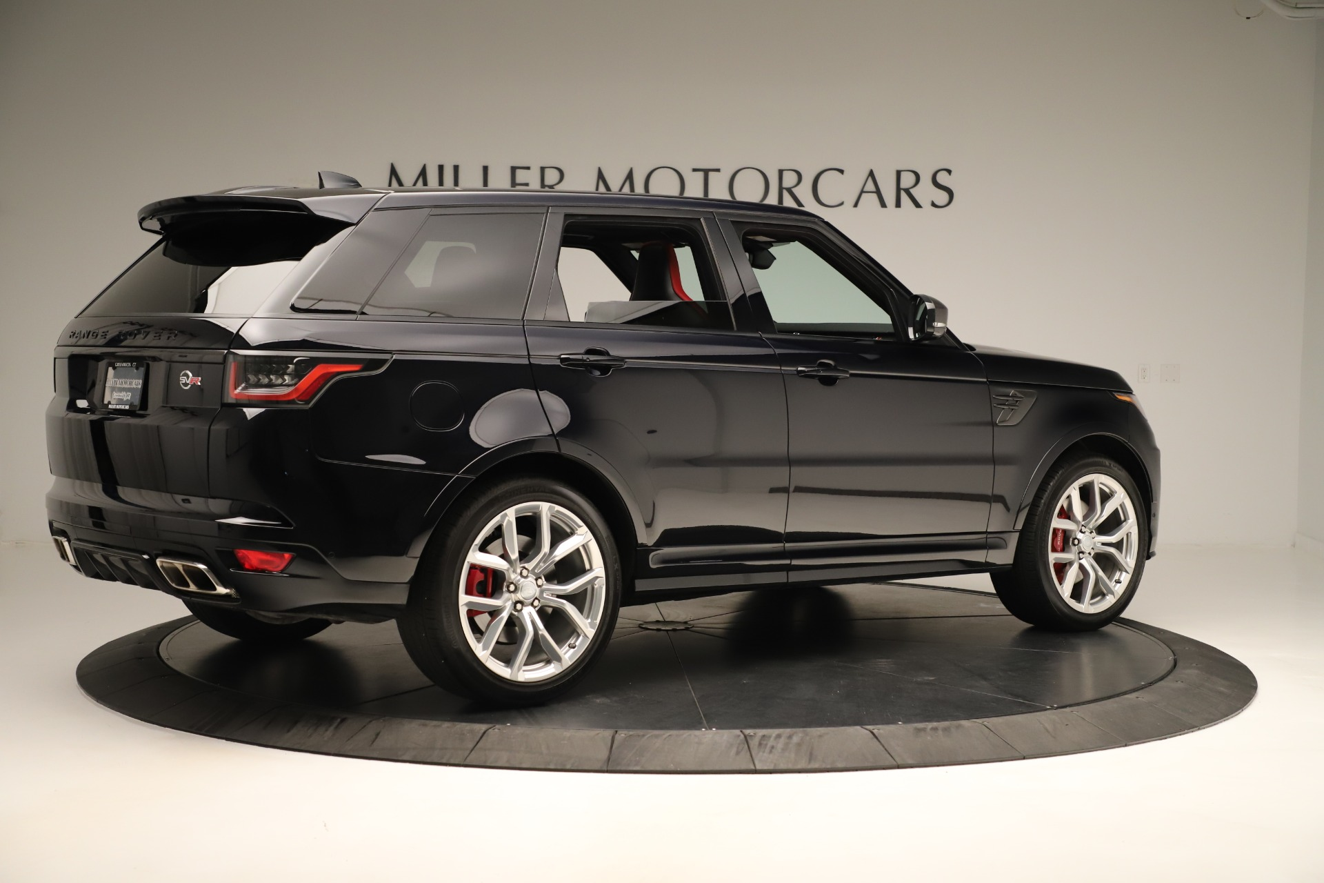 Used 2019 Land Rover Range Rover Sport SVR For Sale In Greenwich, CT 3353_p8