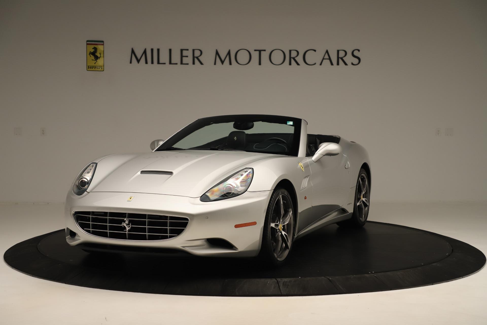 Used 2014 Ferrari California 30 For Sale In Greenwich, CT 3355_main