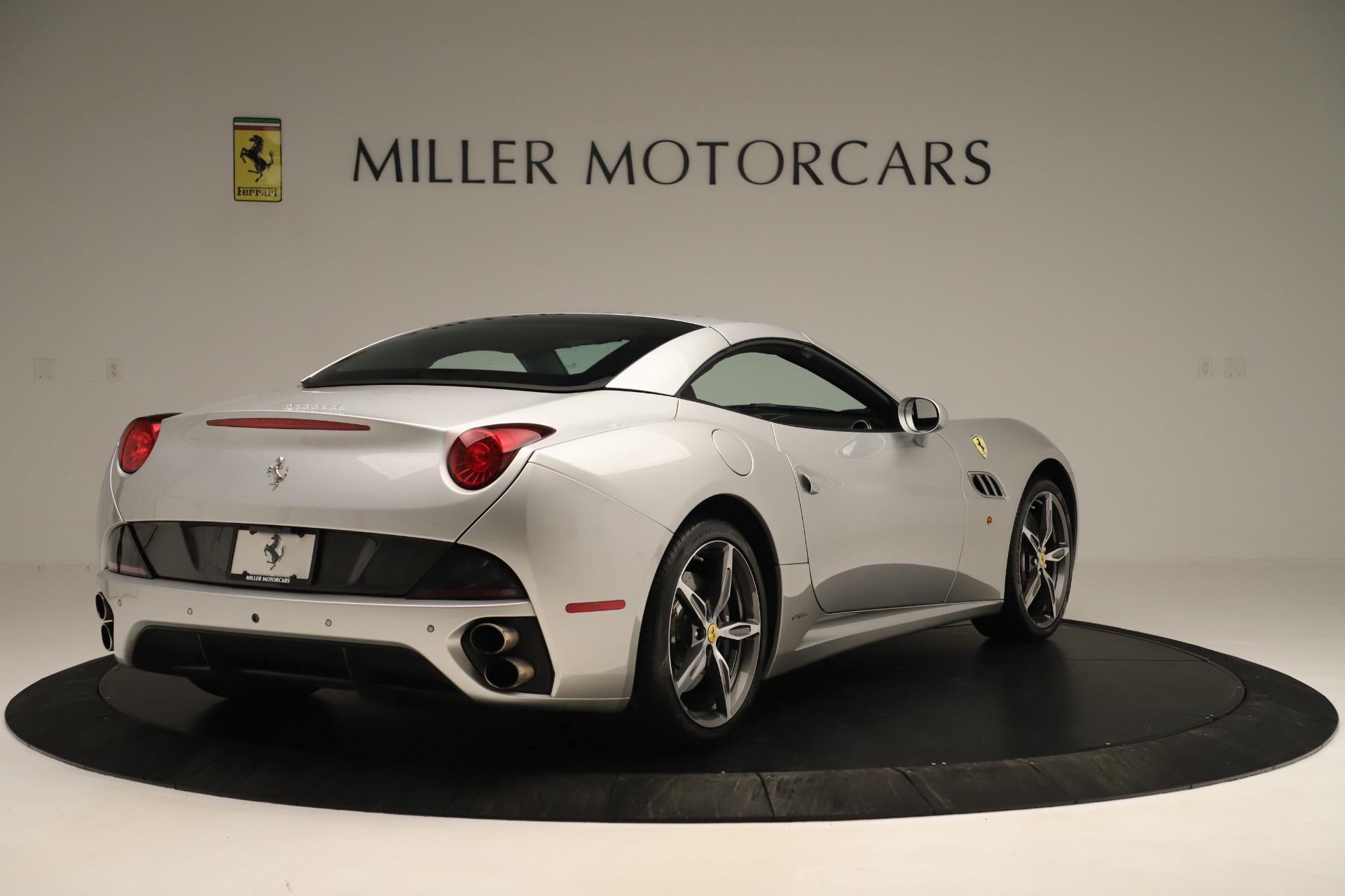 Used 2014 Ferrari California 30 For Sale In Greenwich, CT 3355_p16