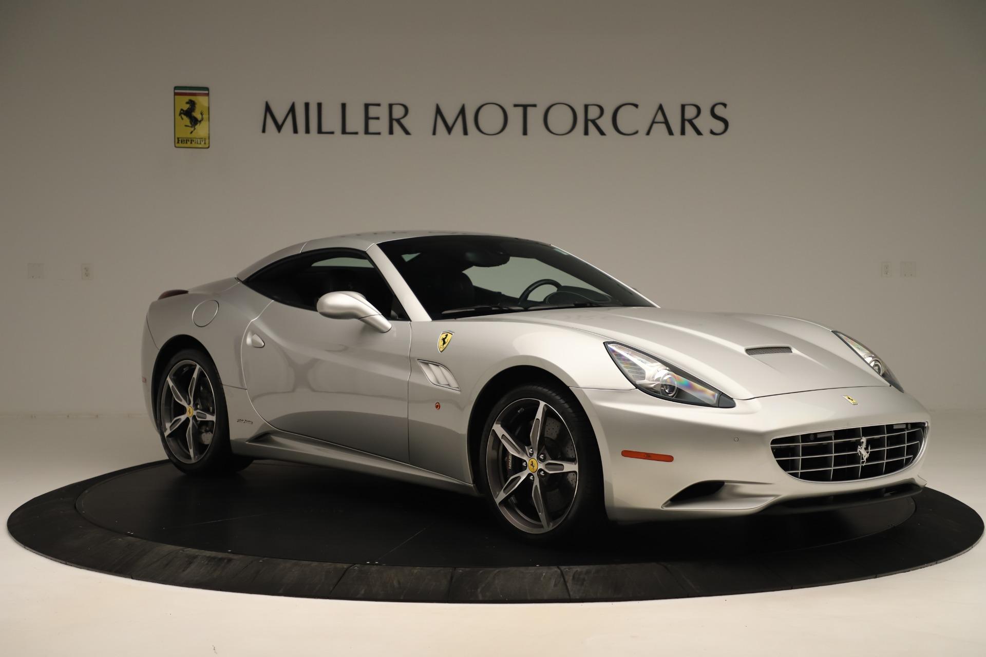Used 2014 Ferrari California 30 For Sale In Greenwich, CT 3355_p18