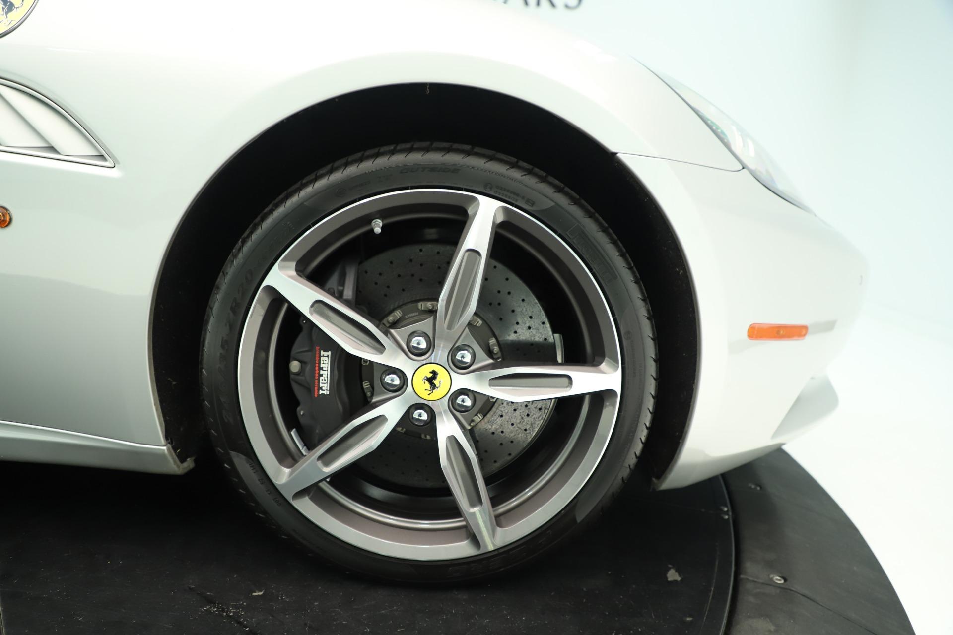 Used 2014 Ferrari California 30 For Sale In Greenwich, CT 3355_p19