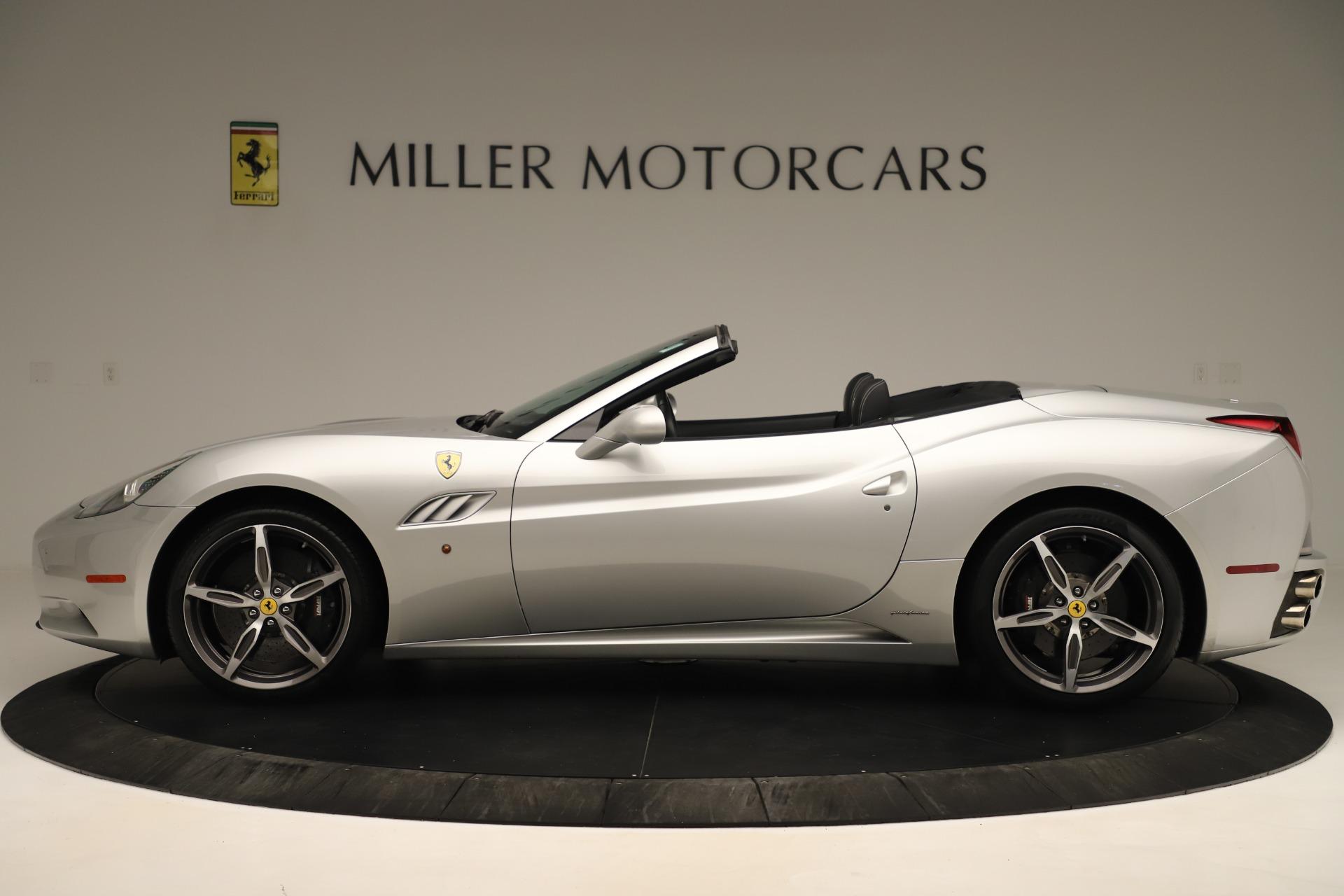 Used 2014 Ferrari California 30 For Sale In Greenwich, CT 3355_p3
