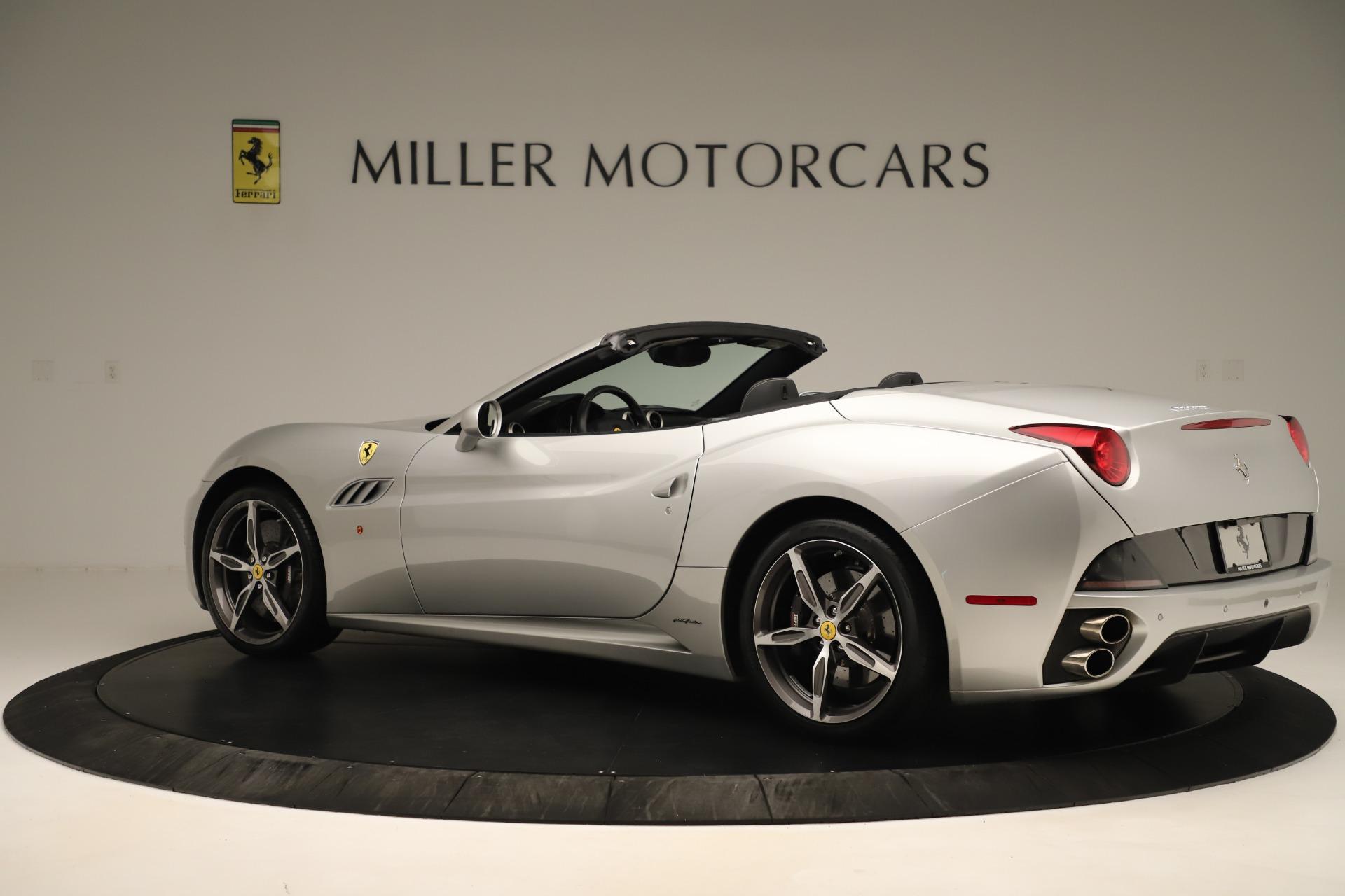 Used 2014 Ferrari California 30 For Sale In Greenwich, CT 3355_p4
