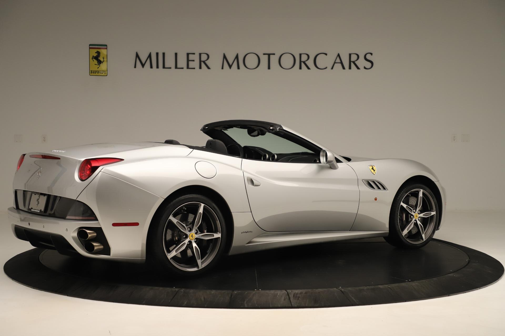 Used 2014 Ferrari California 30 For Sale In Greenwich, CT 3355_p8