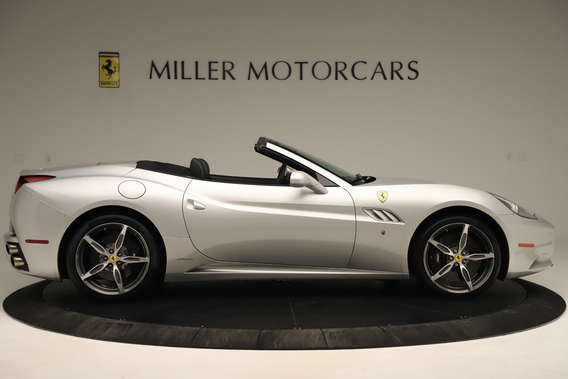 Used 2014 Ferrari California 30 For Sale In Greenwich, CT 3355_p9