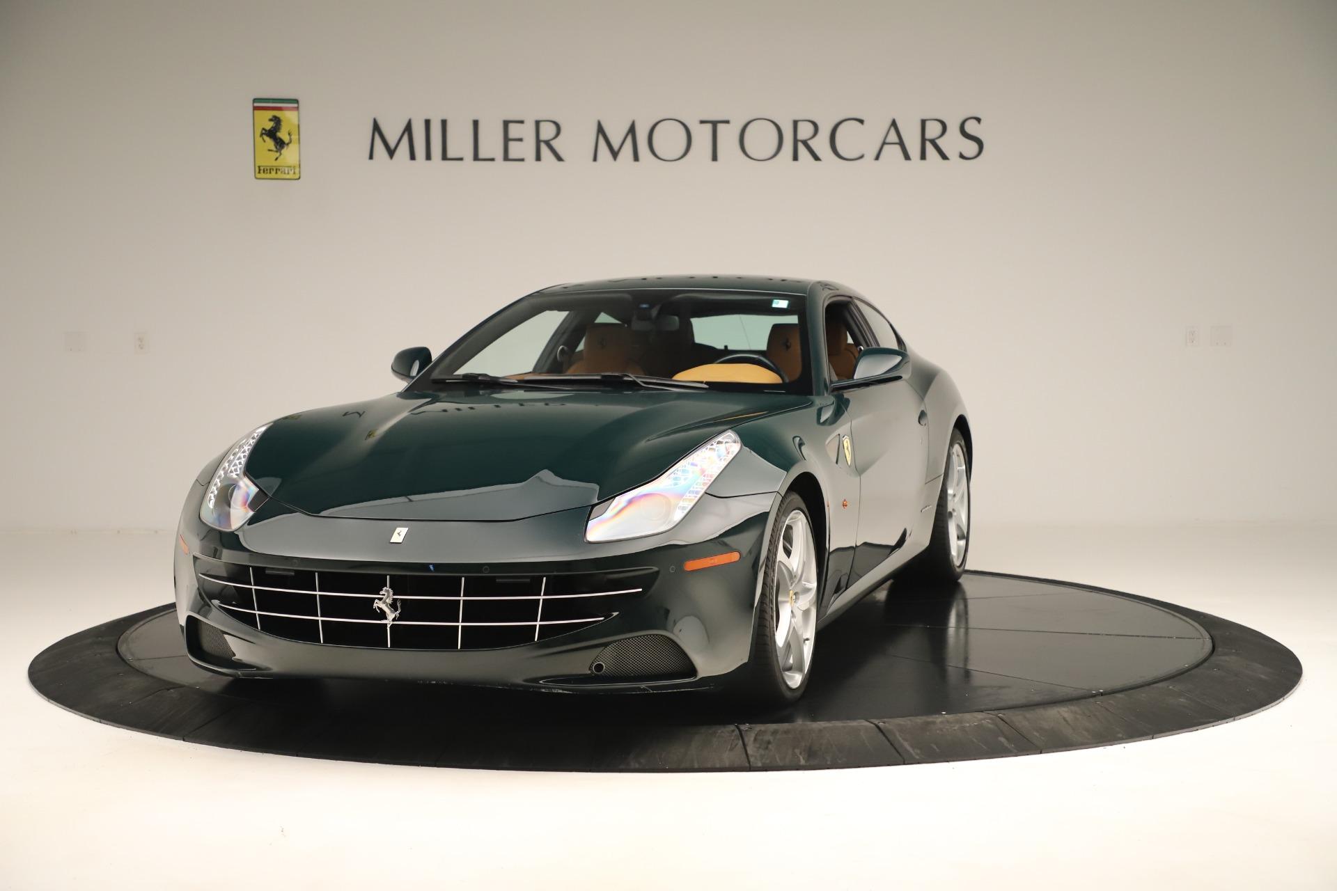 Used 2012 Ferrari FF  For Sale In Greenwich, CT 3357_main