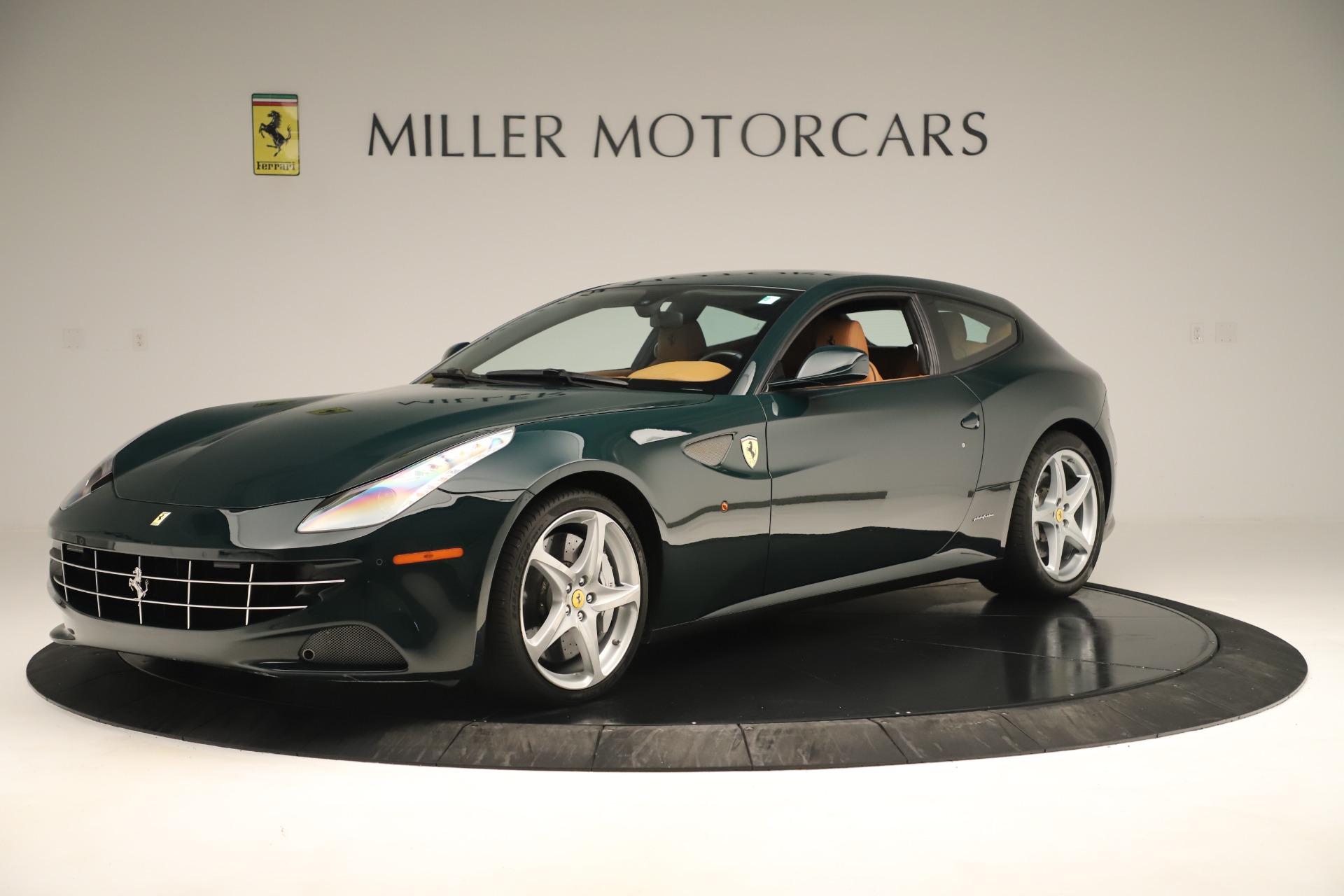 Used 2012 Ferrari FF  For Sale In Greenwich, CT 3357_p2