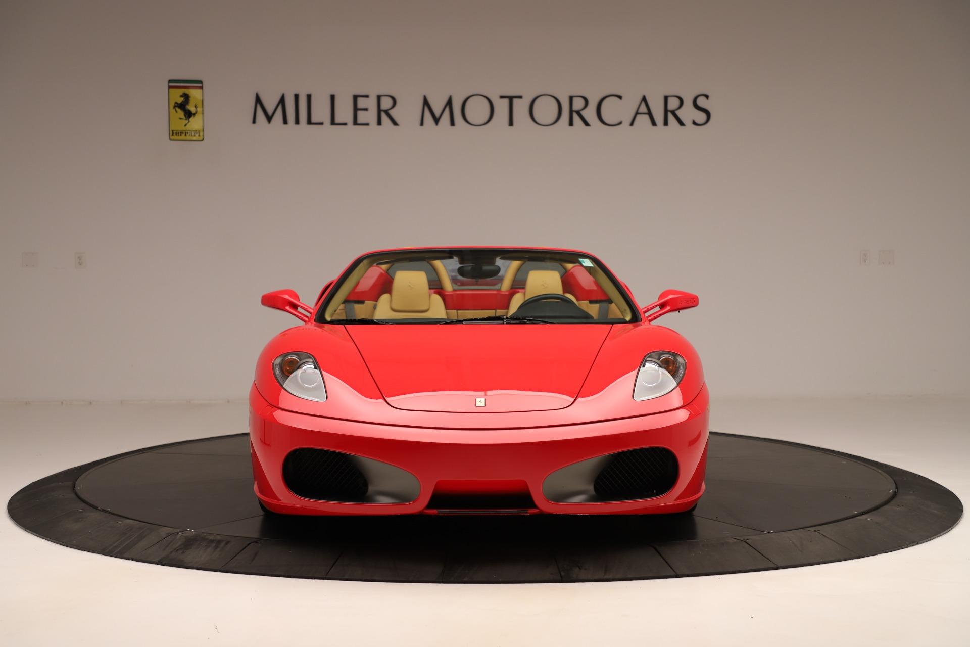 Used 2007 Ferrari F430 F1 Spider For Sale In Greenwich, CT 3359_p12
