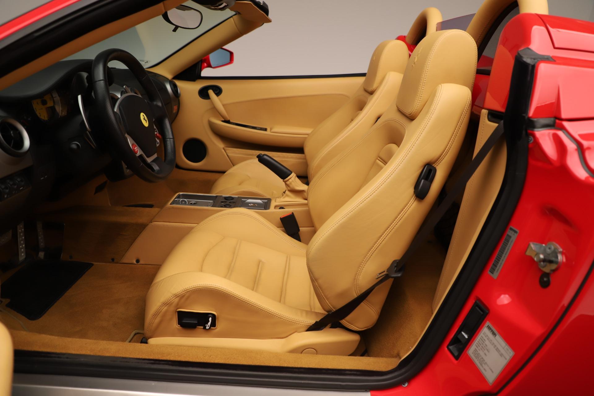 Used 2007 Ferrari F430 F1 Spider For Sale In Greenwich, CT 3359_p21