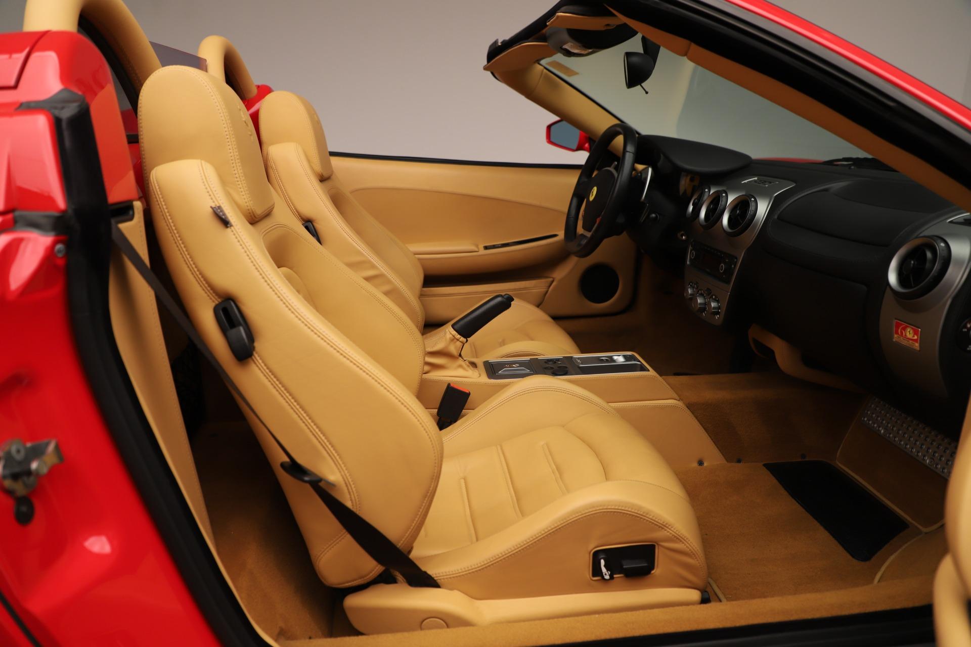 Used 2007 Ferrari F430 F1 Spider For Sale In Greenwich, CT 3359_p25