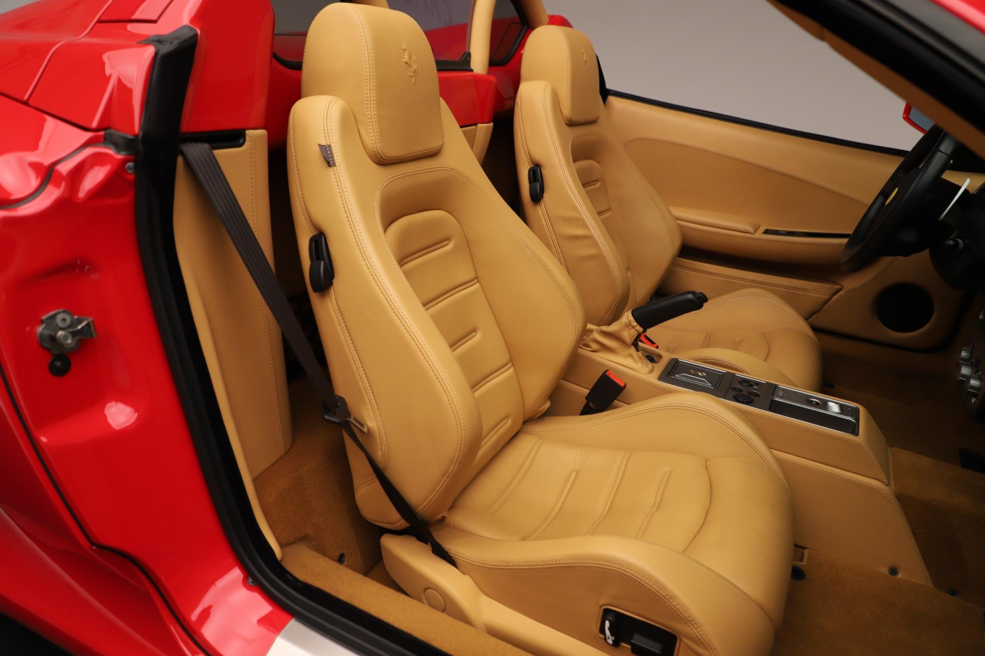 Used 2007 Ferrari F430 F1 Spider For Sale In Greenwich, CT 3359_p26