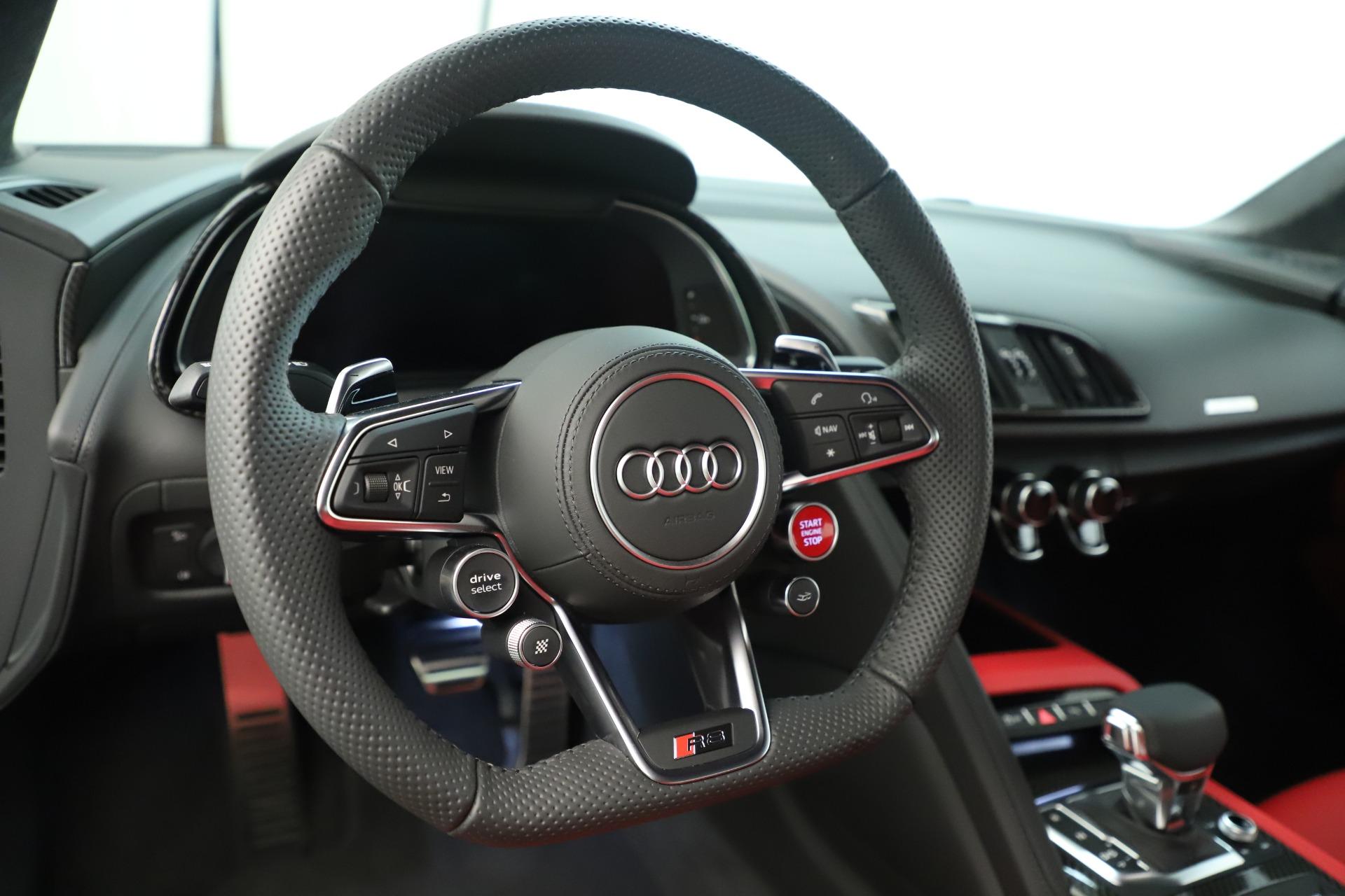 Used 2018 Audi R8 5.2 quattro V10 Plus For Sale In Greenwich, CT 3360_p21
