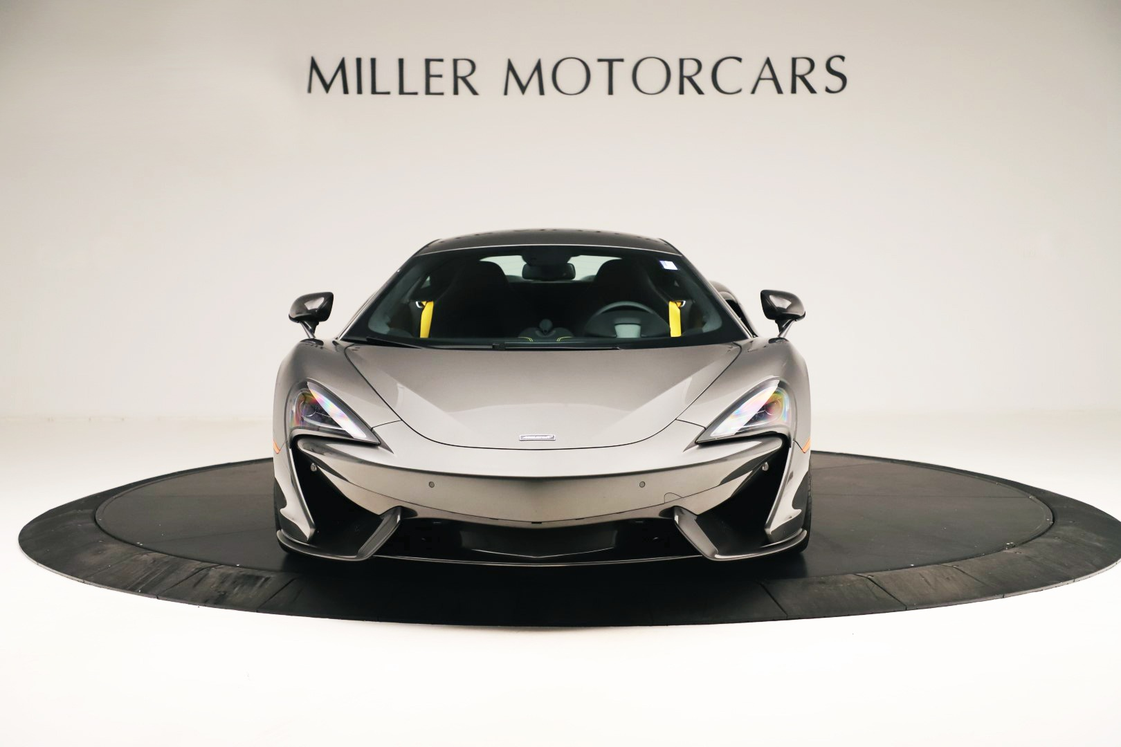 Used 2017 McLaren 570S Coupe For Sale In Greenwich, CT 3361_p8