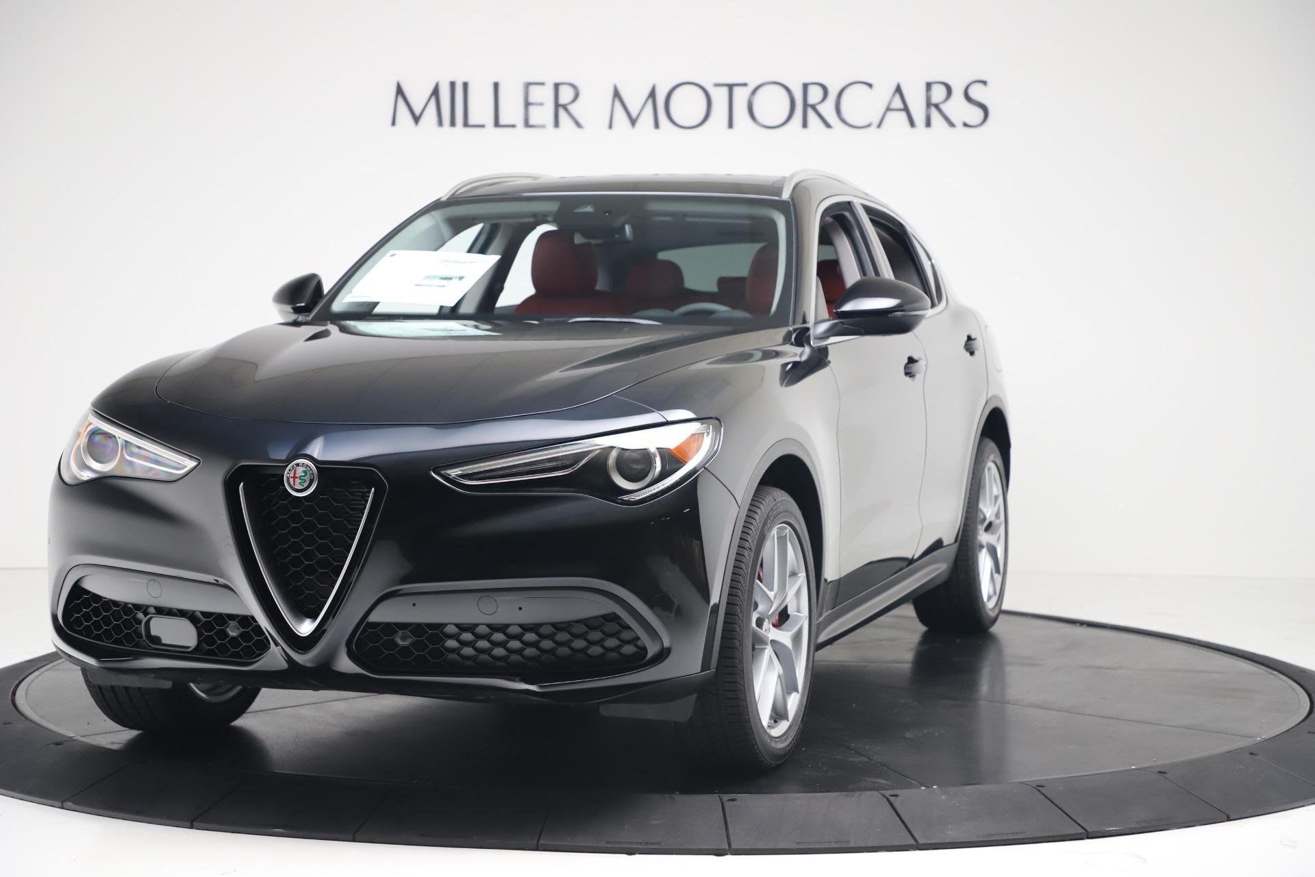 New 2019 Alfa Romeo Stelvio Ti Q4 For Sale In Greenwich, CT 3363_main