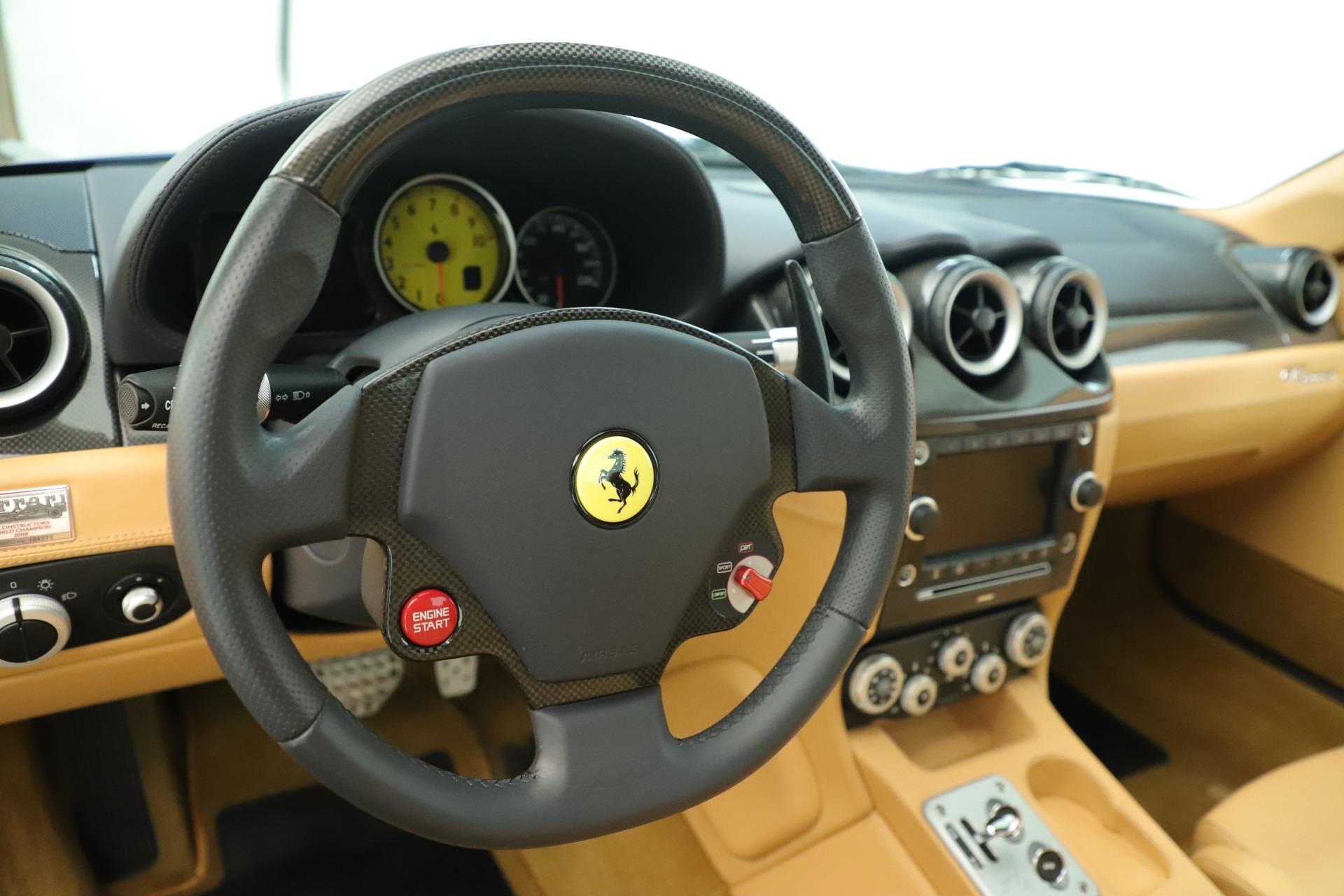 Used 2009 Ferrari 612 Scaglietti OTO For Sale In Greenwich, CT 3365_p23