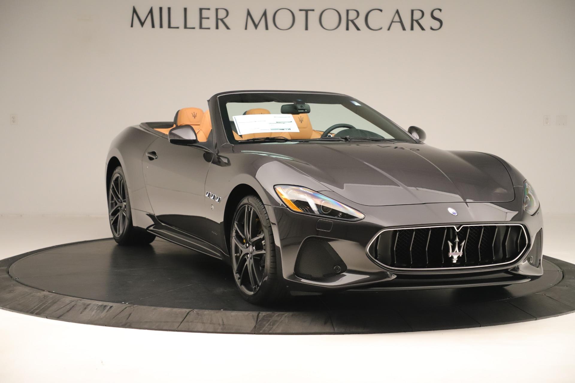 New 2019 Maserati GranTurismo Sport Convertible For Sale In Greenwich, CT 3367_p11