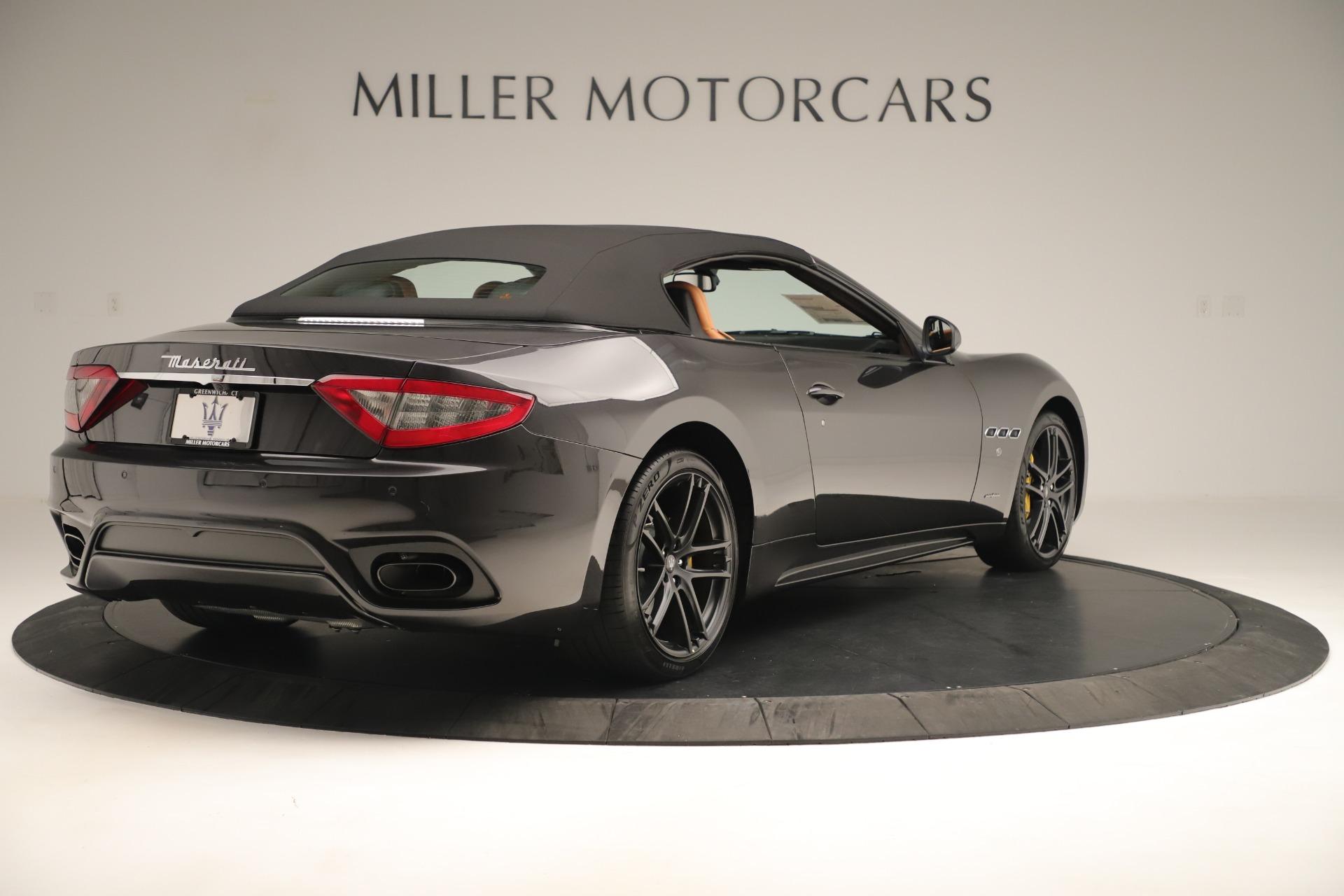 New 2019 Maserati GranTurismo Sport Convertible For Sale In Greenwich, CT 3367_p16