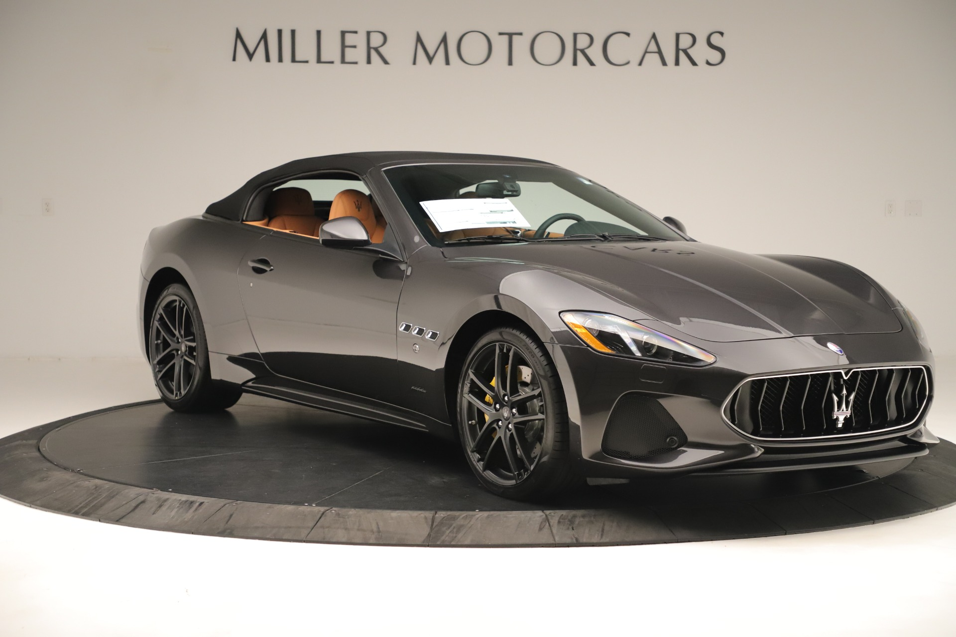 New 2019 Maserati GranTurismo Sport Convertible For Sale In Greenwich, CT 3367_p18
