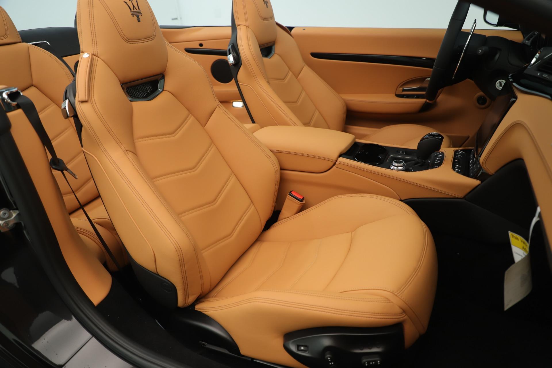 New 2019 Maserati GranTurismo Sport Convertible For Sale In Greenwich, CT 3367_p28