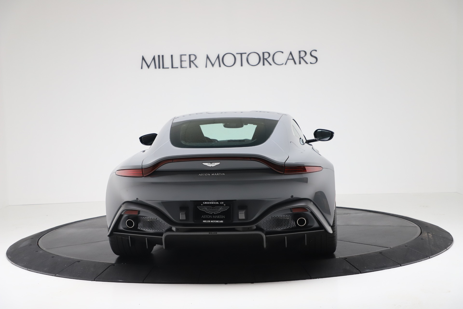 New 2020 Aston Martin Vantage V8 For Sale In Greenwich, CT 3368_p4