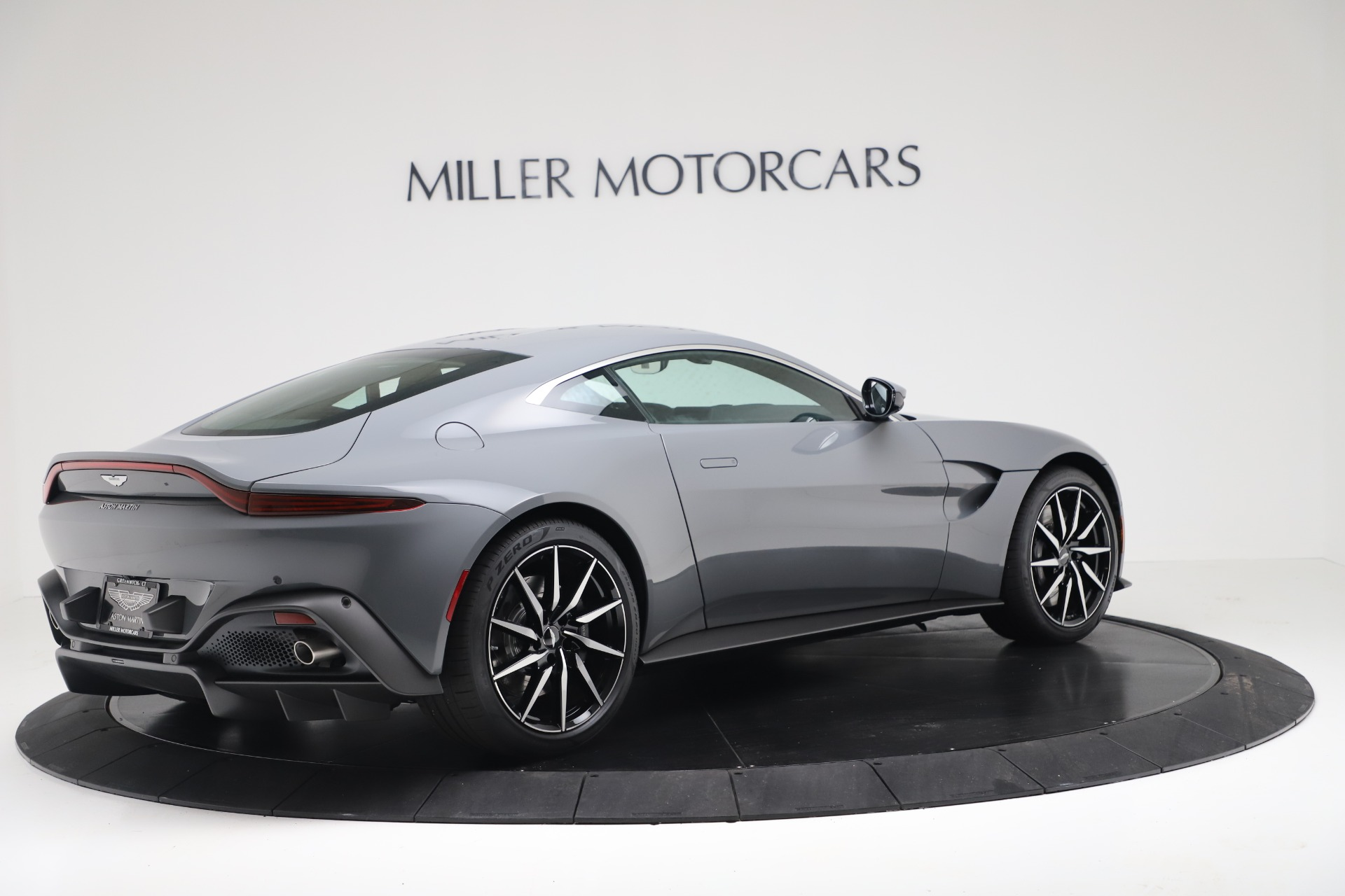 New 2020 Aston Martin Vantage V8 For Sale In Greenwich, CT 3368_p5