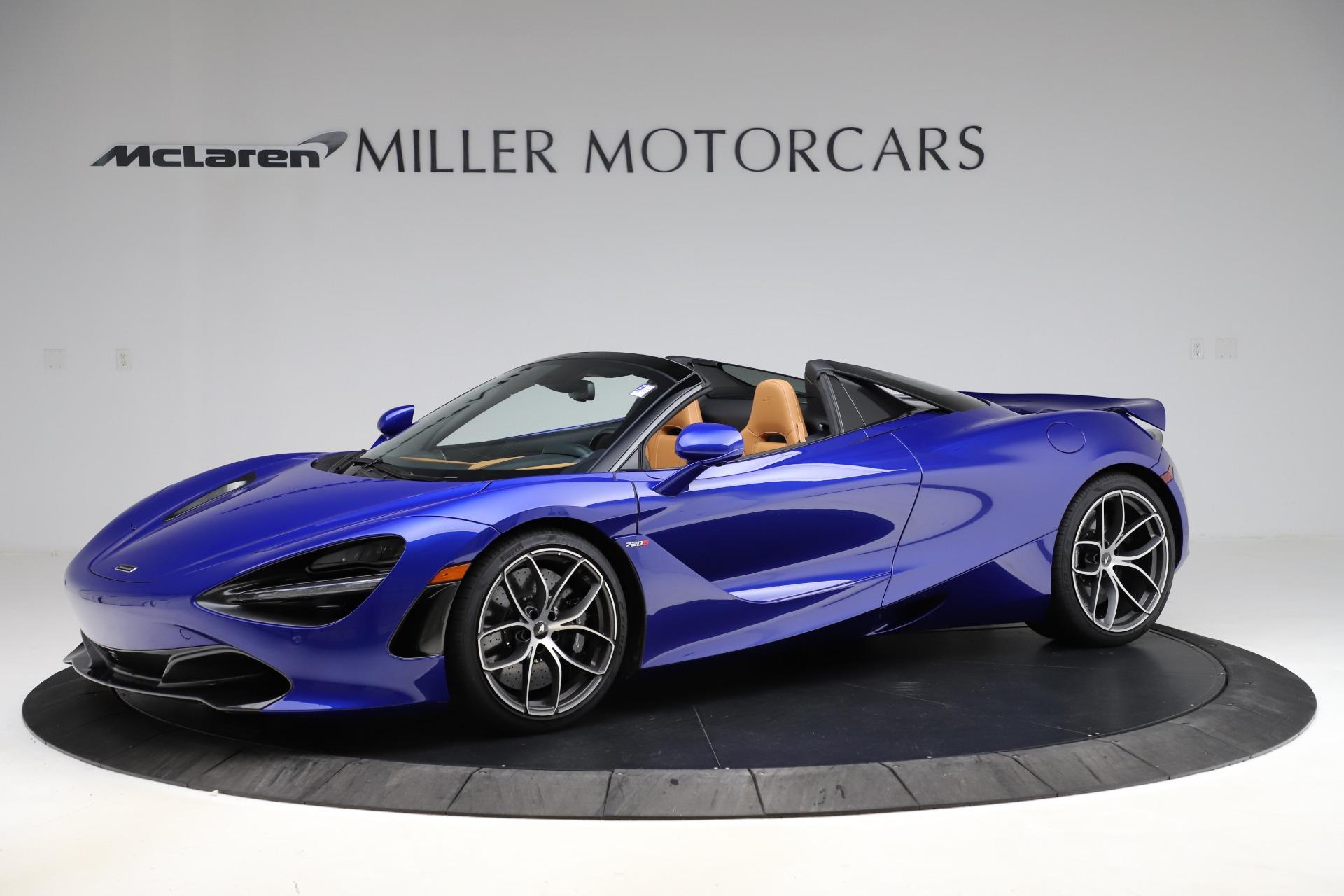 New 2020 McLaren 720S Luxury For Sale In Greenwich, CT 3370_main