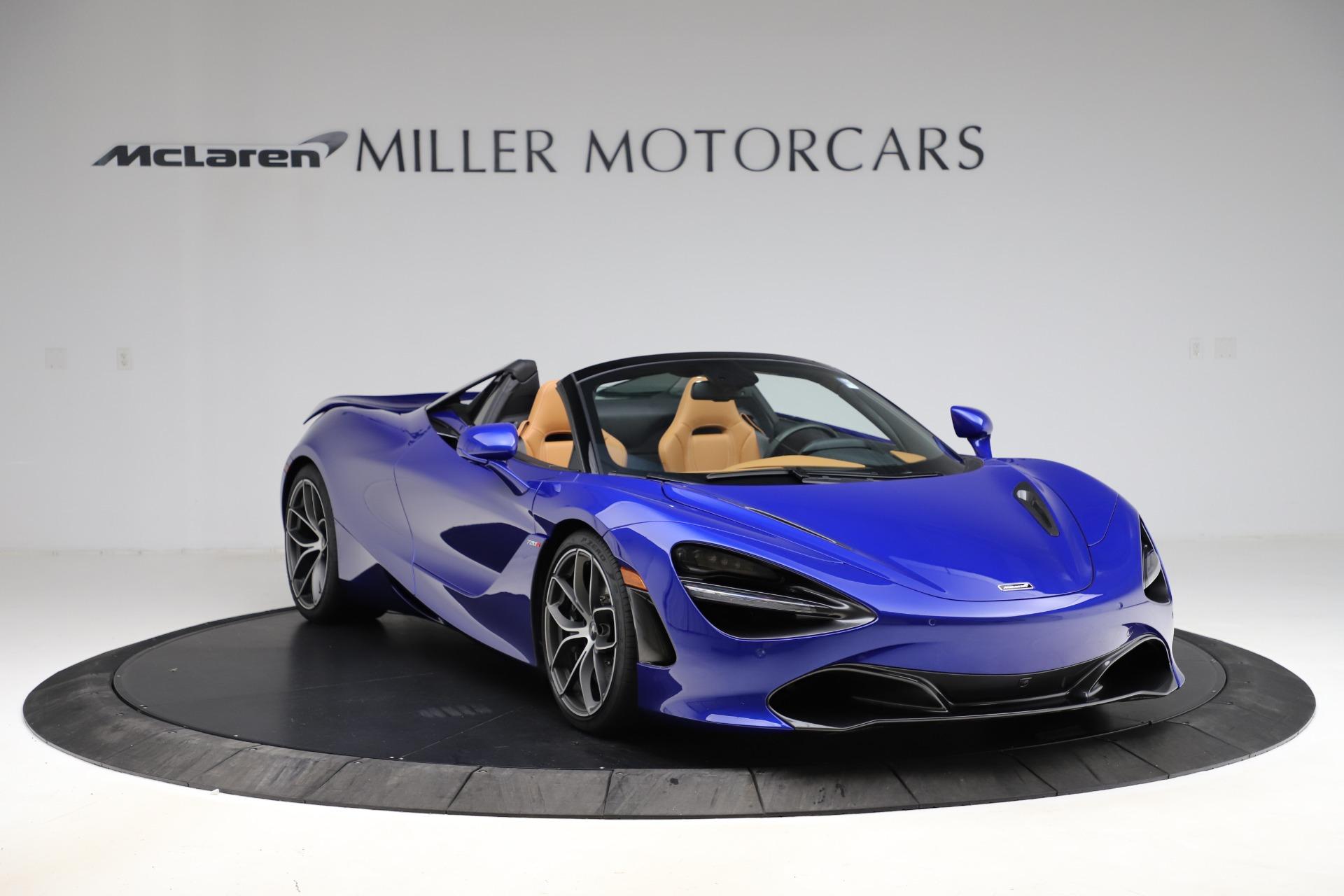 New 2020 McLaren 720S Luxury For Sale In Greenwich, CT 3370_p11