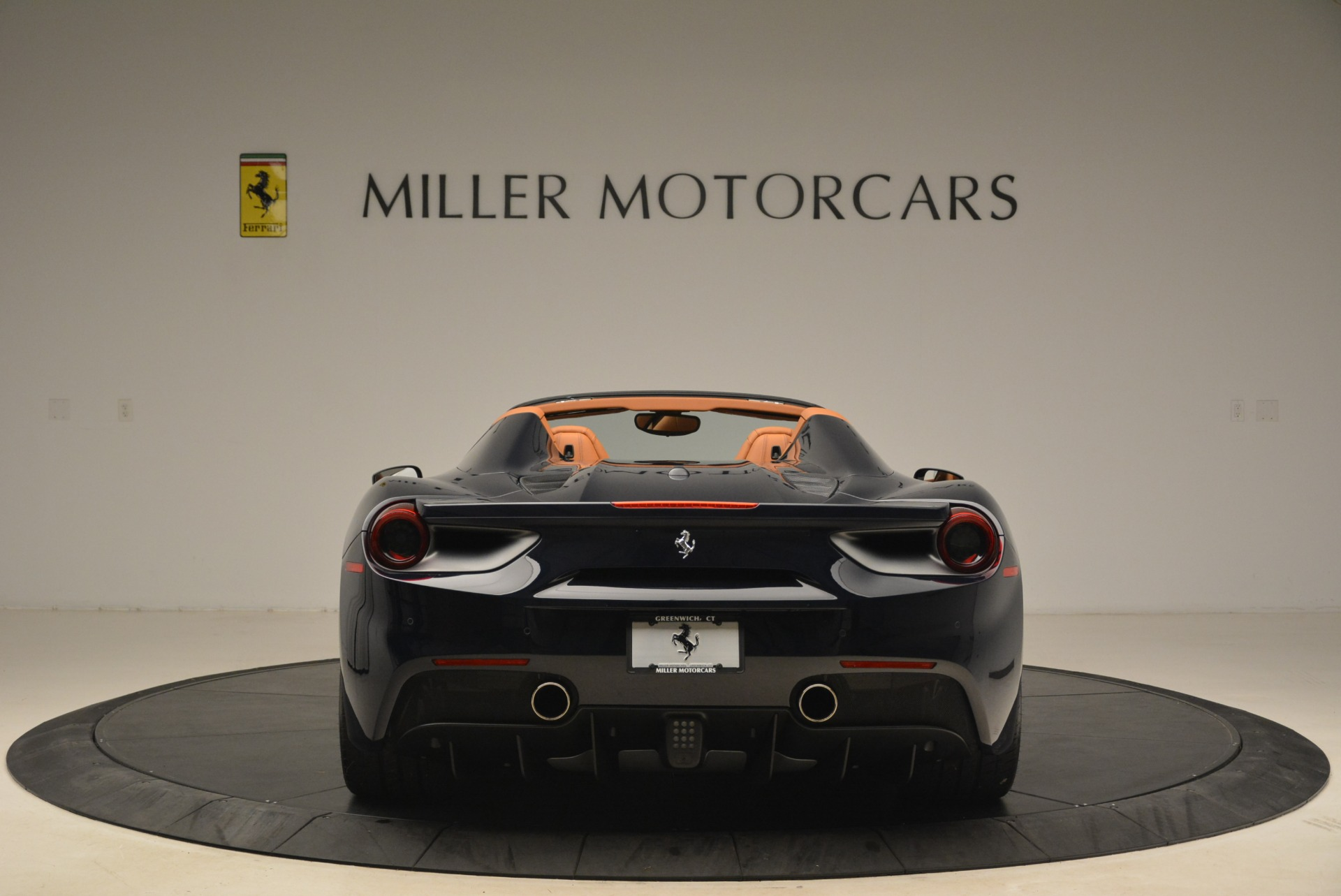 Used 2018 Ferrari 488 Spider  For Sale In Greenwich, CT 3371_p6