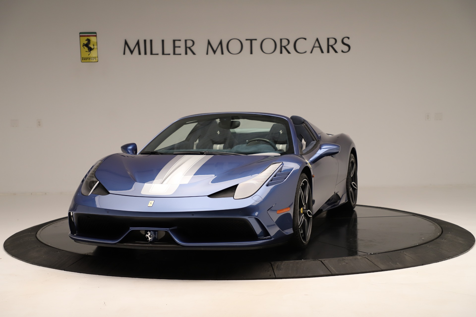 Used 2015 Ferrari 458 Speciale Aperta  For Sale In Greenwich, CT 3372_main
