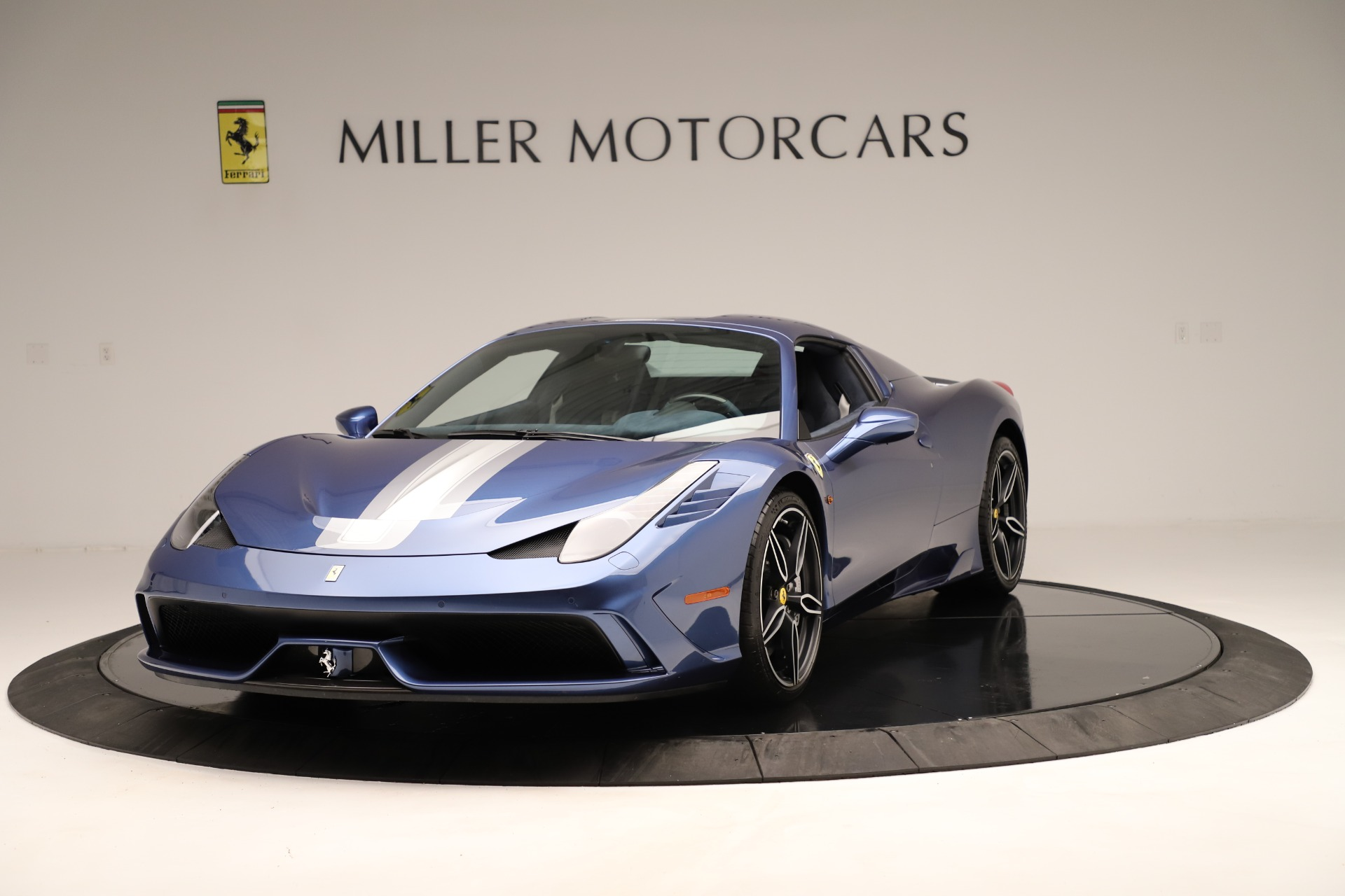 Used 2015 Ferrari 458 Speciale Aperta  For Sale In Greenwich, CT 3372_p14