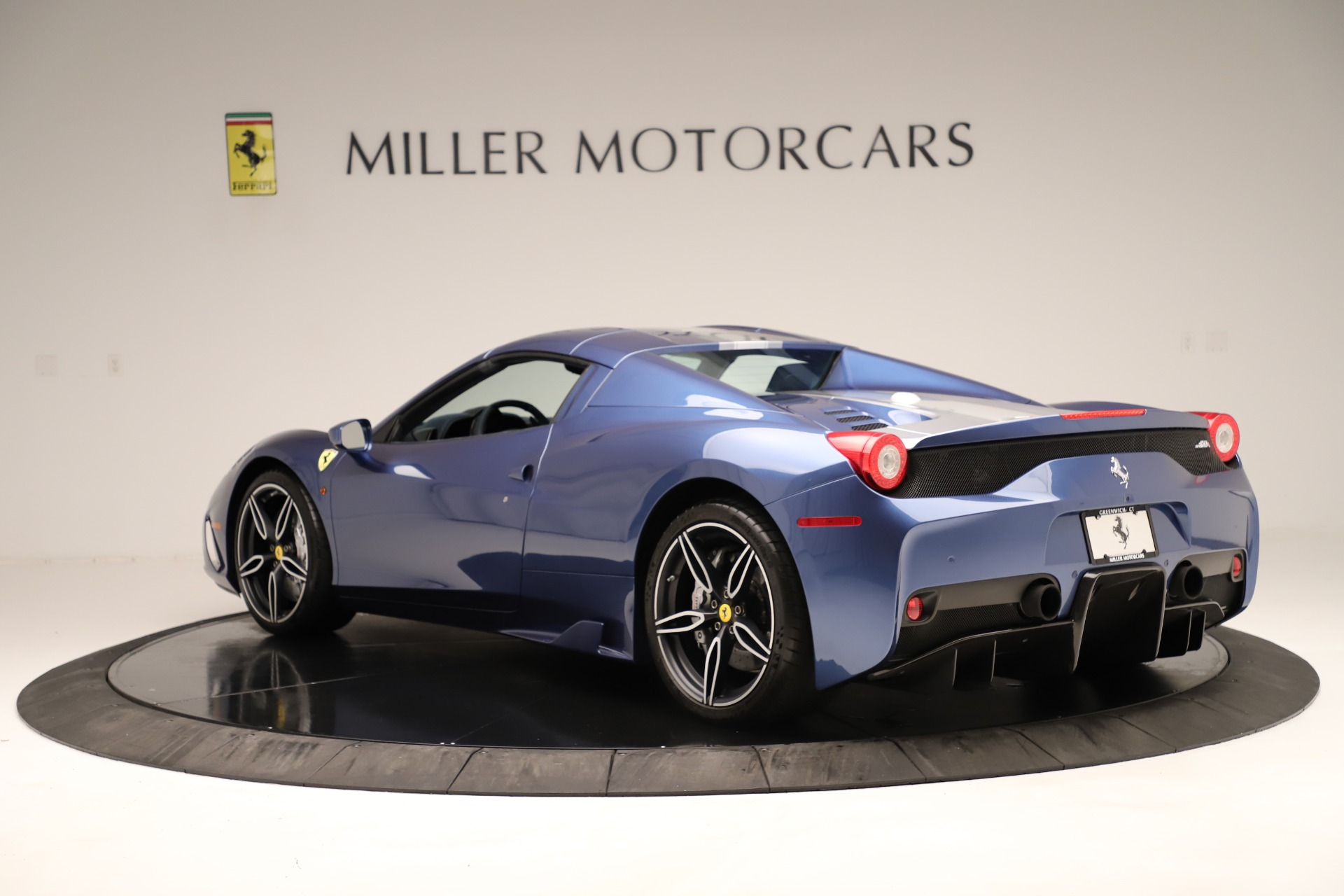Used 2015 Ferrari 458 Speciale Aperta  For Sale In Greenwich, CT 3372_p16