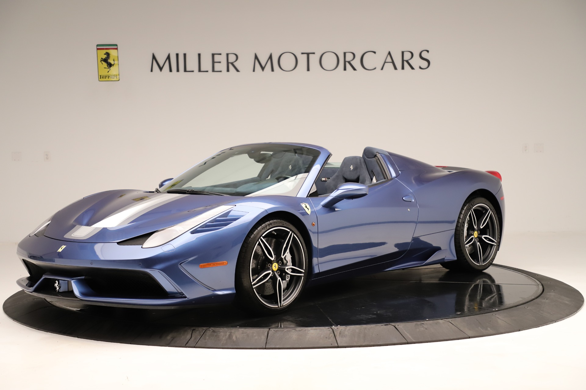 Used 2015 Ferrari 458 Speciale Aperta  For Sale In Greenwich, CT 3372_p2