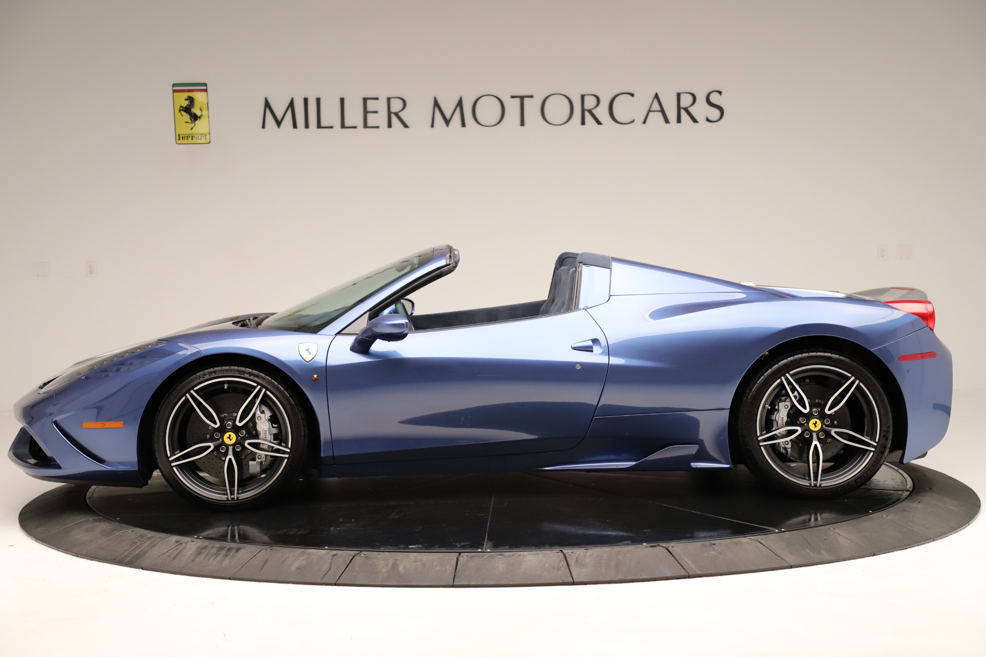Used 2015 Ferrari 458 Speciale Aperta  For Sale In Greenwich, CT 3372_p3