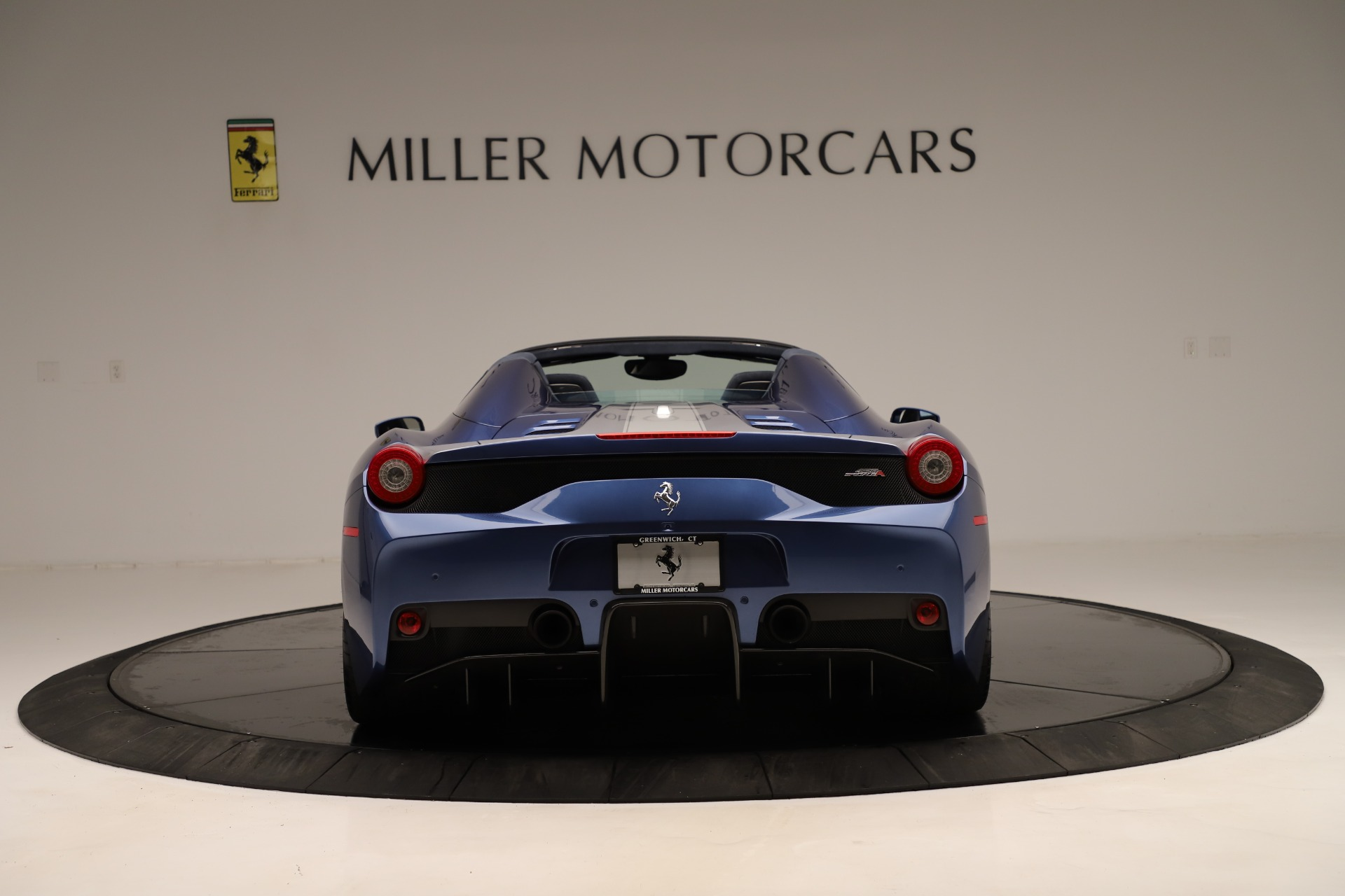 Used 2015 Ferrari 458 Speciale Aperta  For Sale In Greenwich, CT 3372_p7
