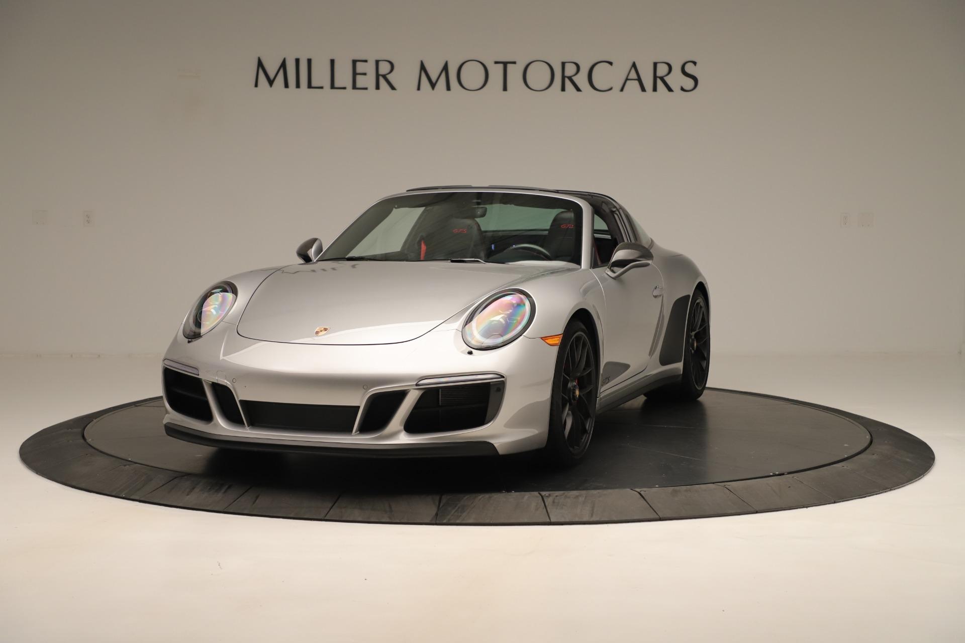Used 2017 Porsche 911 Targa 4 GTS For Sale In Greenwich, CT 3374_main