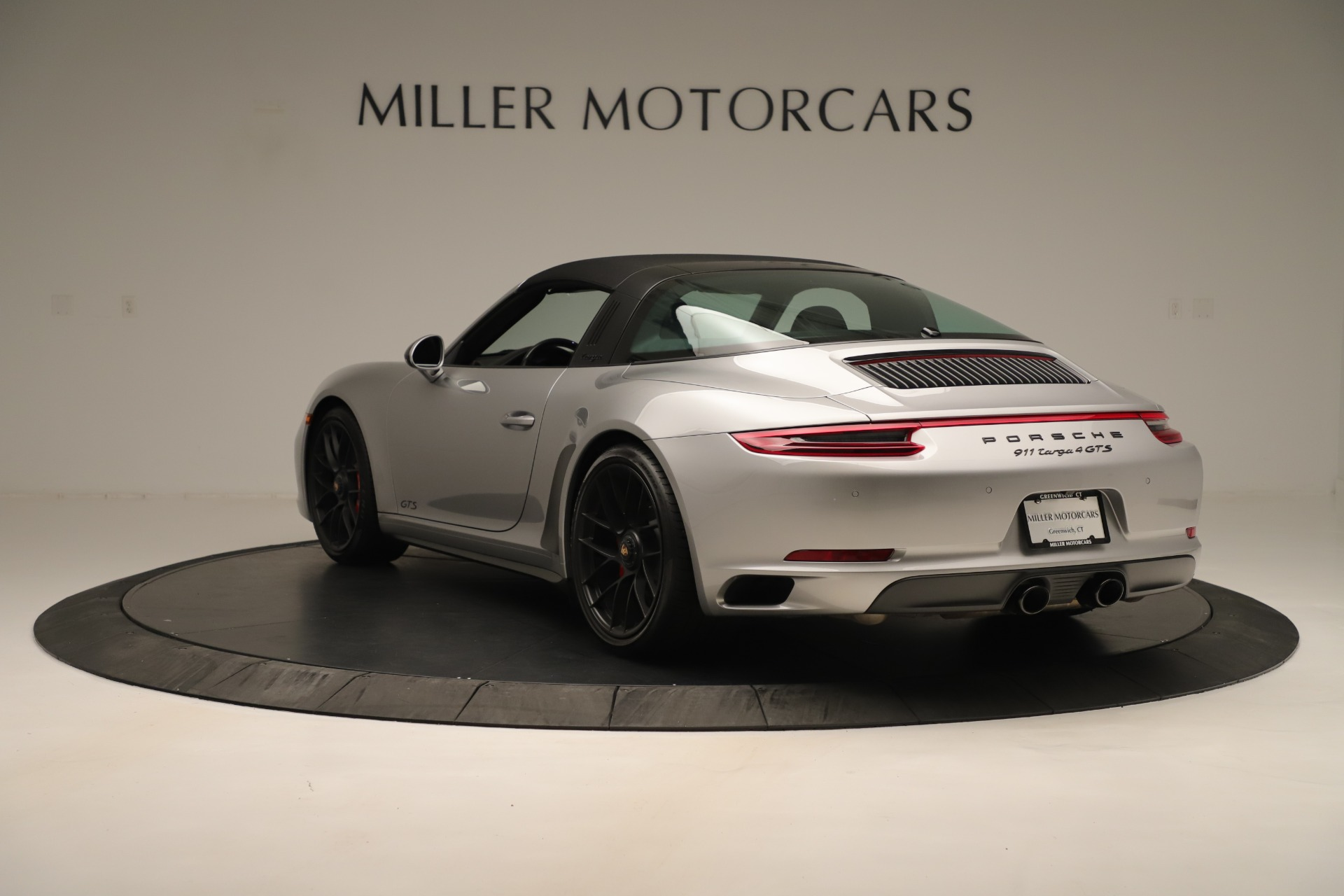 Used 2017 Porsche 911 Targa 4 GTS For Sale In Greenwich, CT 3374_p13