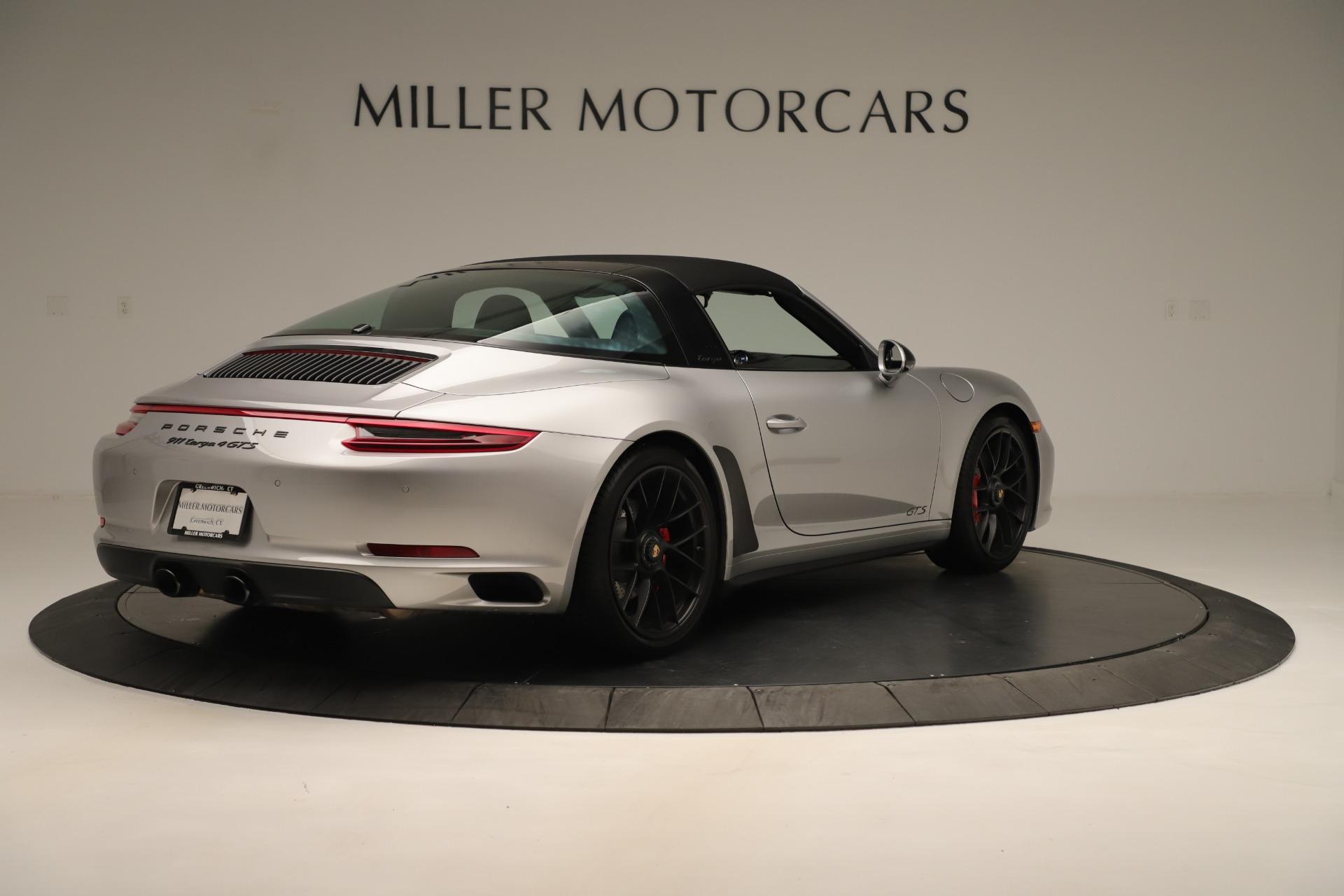 Used 2017 Porsche 911 Targa 4 GTS For Sale In Greenwich, CT 3374_p14