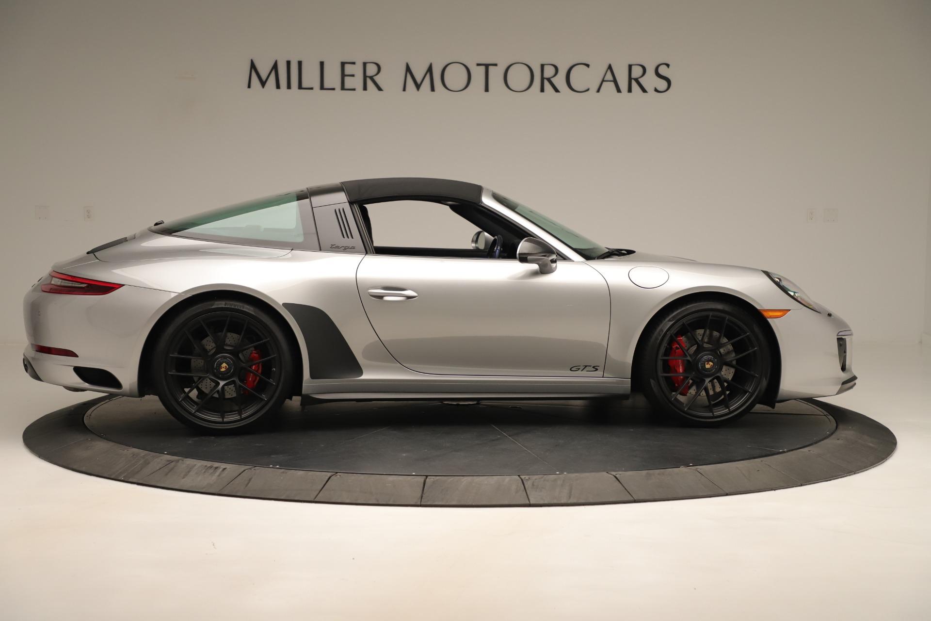 Used 2017 Porsche 911 Targa 4 GTS For Sale In Greenwich, CT 3374_p15