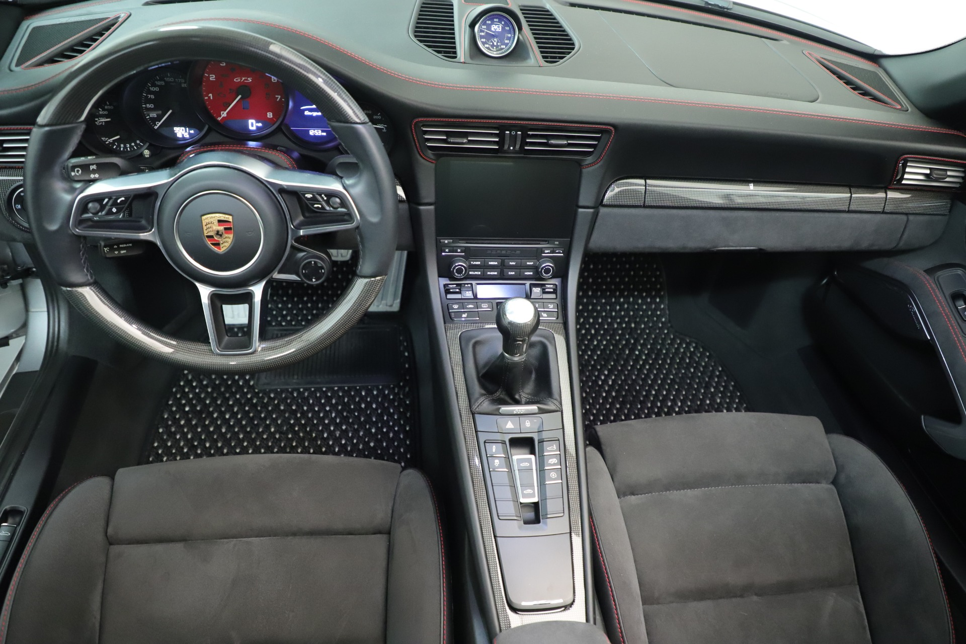 Used 2017 Porsche 911 Targa 4 GTS For Sale In Greenwich, CT 3374_p24