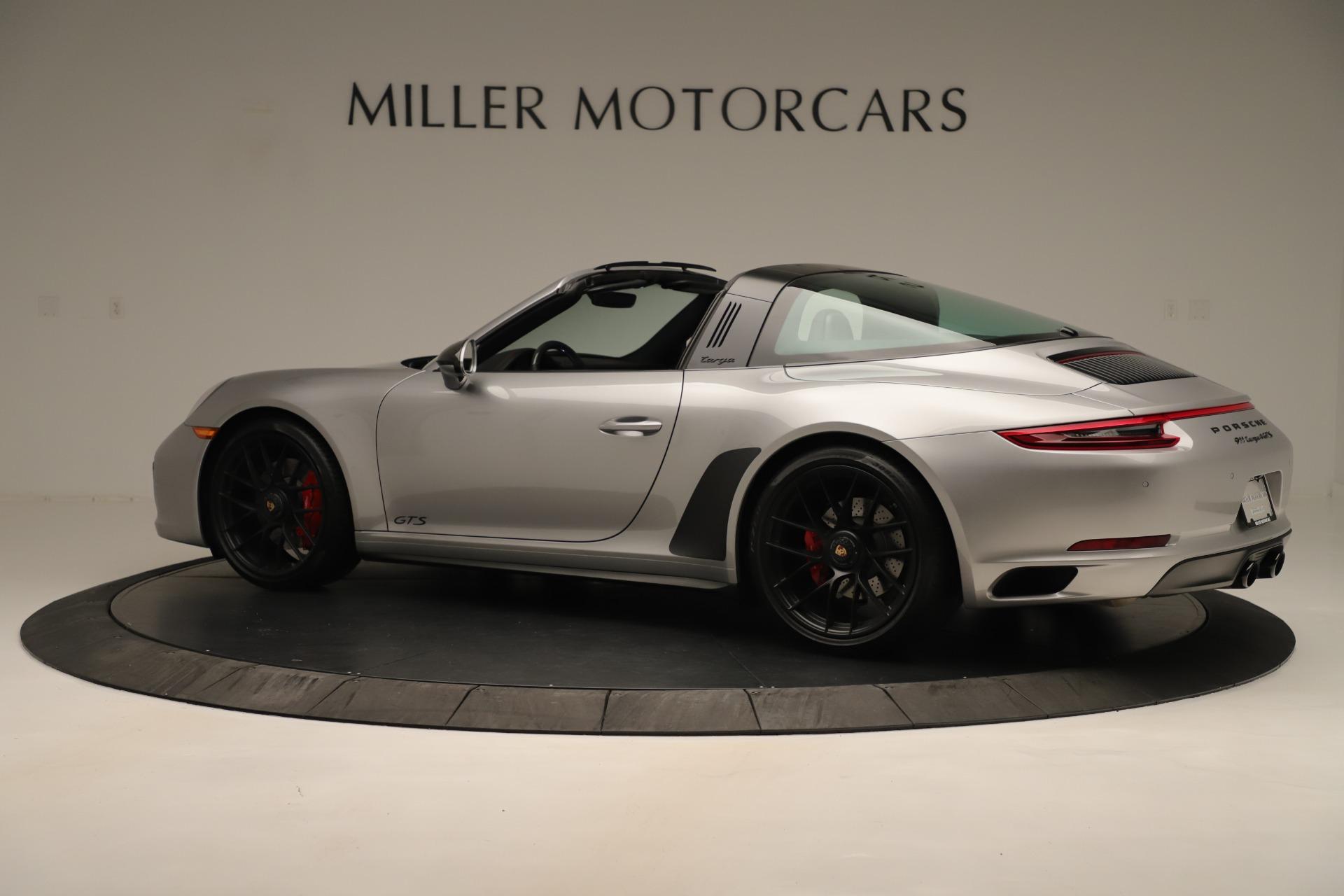 Used 2017 Porsche 911 Targa 4 GTS For Sale In Greenwich, CT 3374_p4